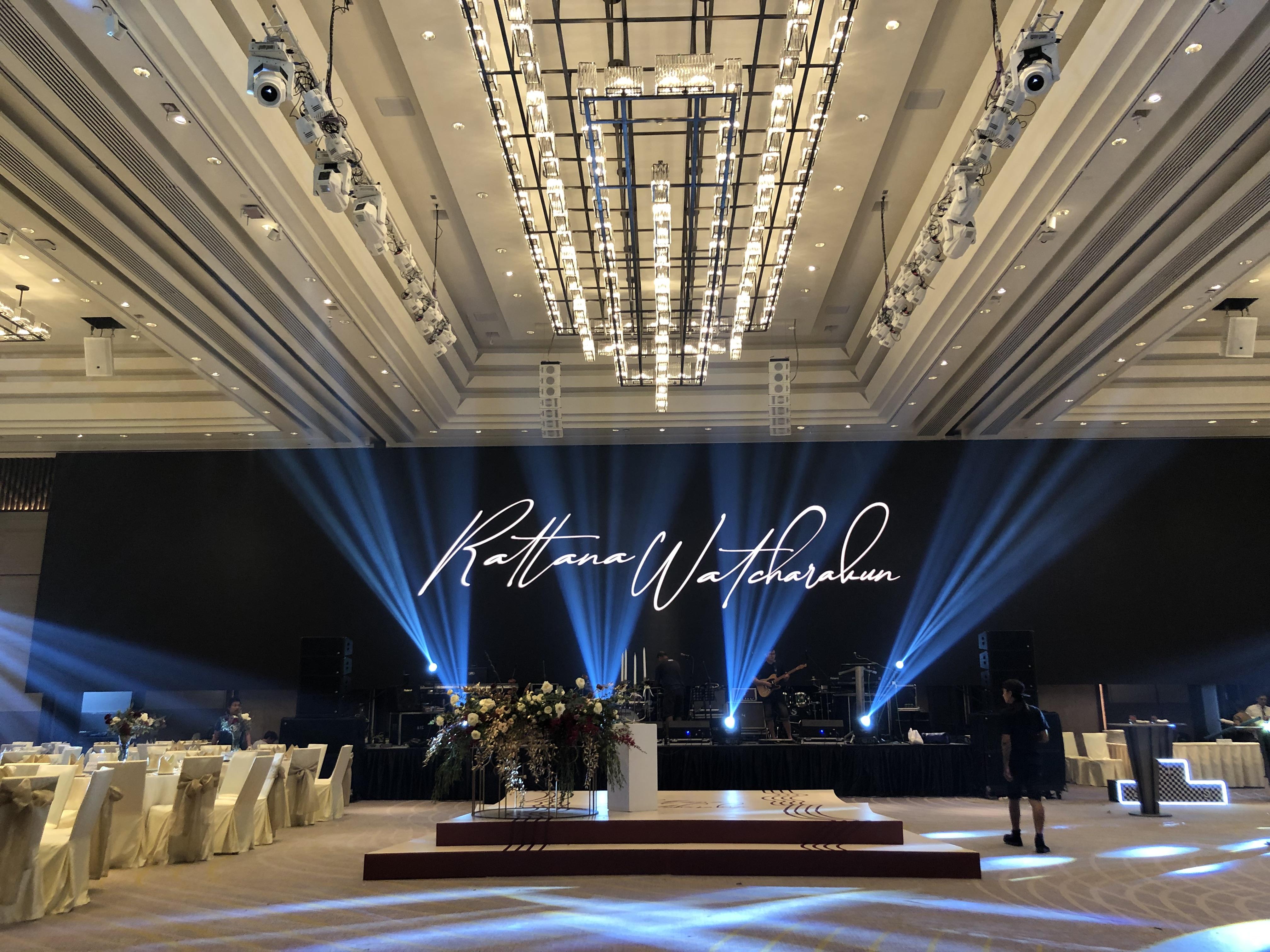 12 เนรมิตงานแต่งดั่งฝัน ในงาน The Promise by Conrad Bangkok ลุ้นรับฟรี! แพ็คเกจฮันนีมูนมัลดีฟส์