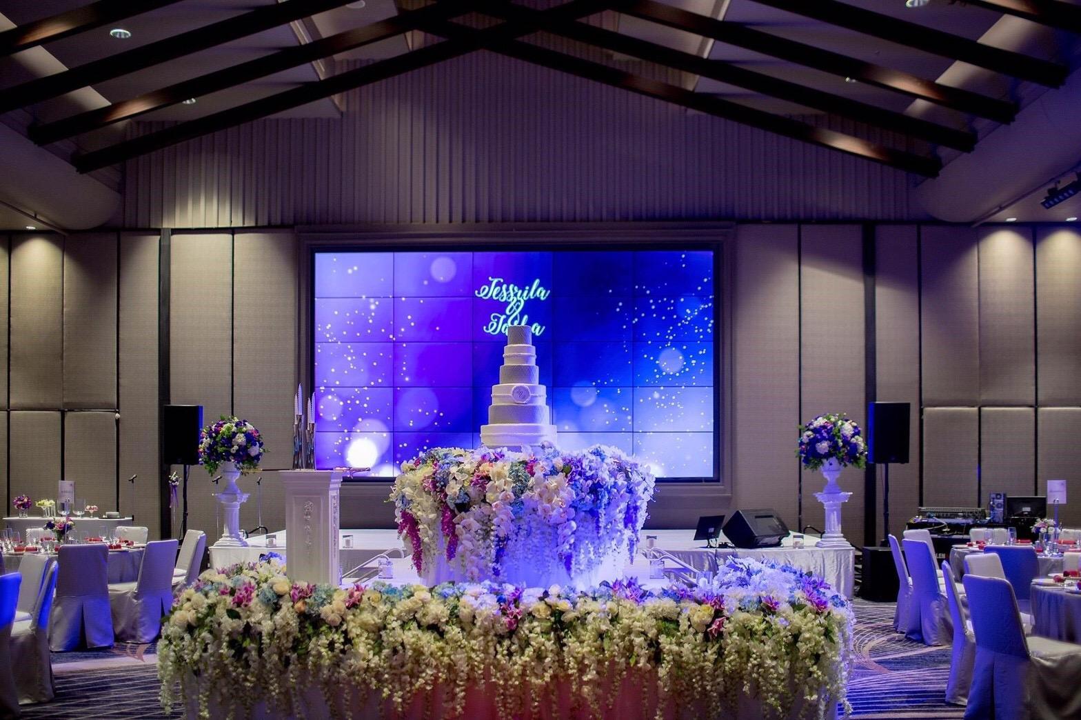 2 จัดงานแต่งแบบ Premium พร้อมข้อเสนอพิเศษกว่า 100,000 บาท! ตลอดปี 2020 ที่ Bangkok Marriott Marquis Queen's Park