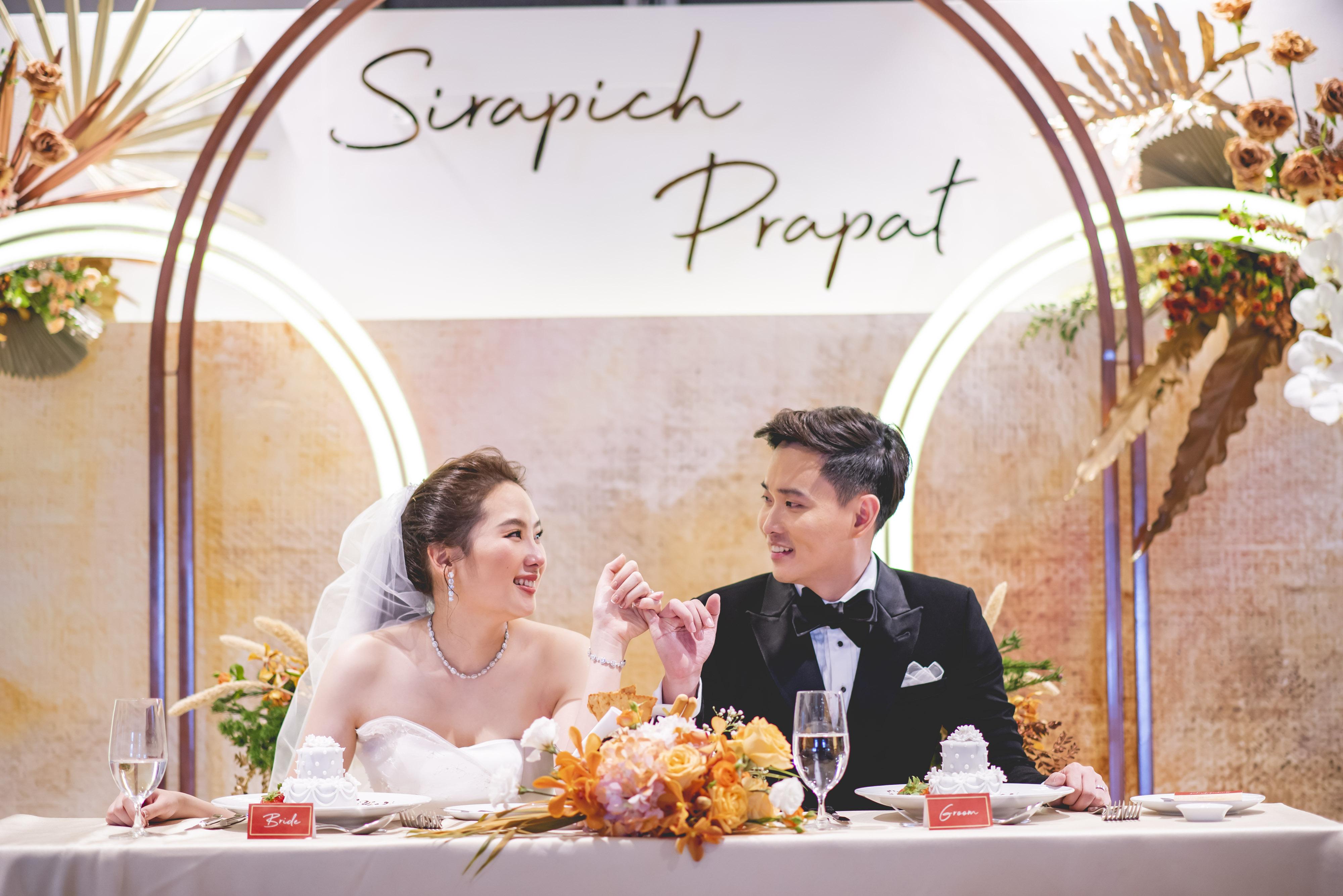 12 จัดงานแต่งแบบ Premium พร้อมข้อเสนอพิเศษกว่า 100,000 บาท! ตลอดปี 2020 ที่ Bangkok Marriott Marquis Queen's Park
