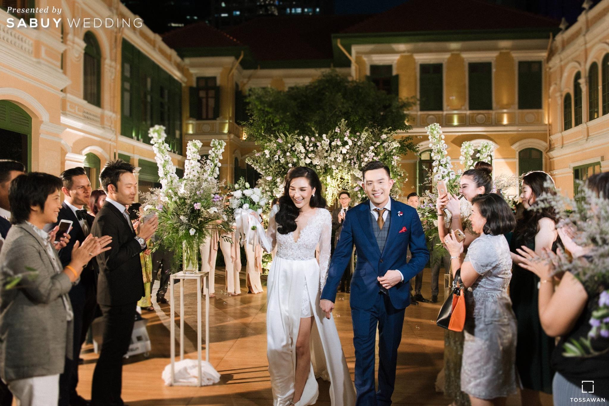 7 สถานที่แต่งงานบรรยากาศไม่เหมือนโรงแรม!
