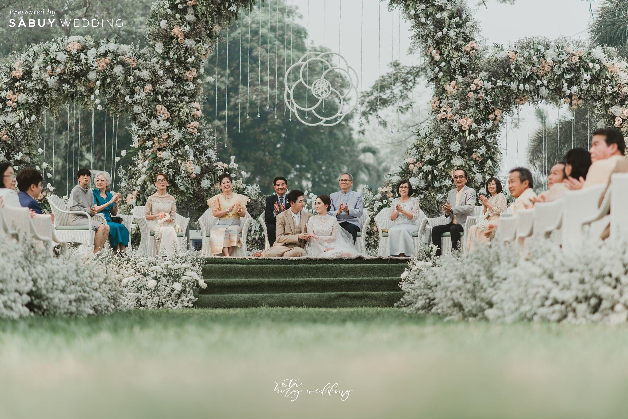 เจ้าสาว,เจ้าบ่าว,แต่งงาน รีวิวงานแต่งสวนสวยละมุนใจ บรรยากาศโรแมนติก @ Le coq d'or Chiangmai