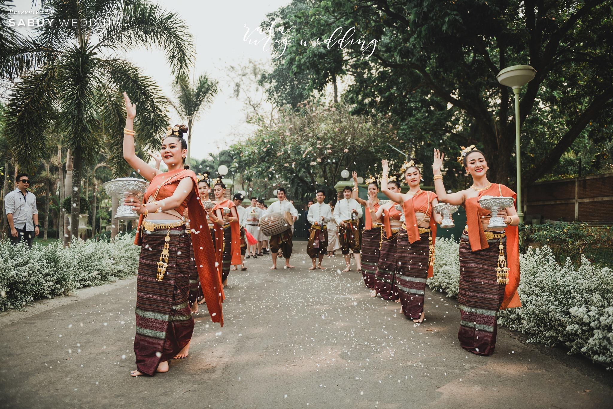 เจ้าสาว,เจ้าบ่าว,แต่งงาน,พิธีแต่งงานล้านนา รีวิวงานแต่งสวนสวยละมุนใจ บรรยากาศโรแมนติก @ Le coq d'or Chiangmai