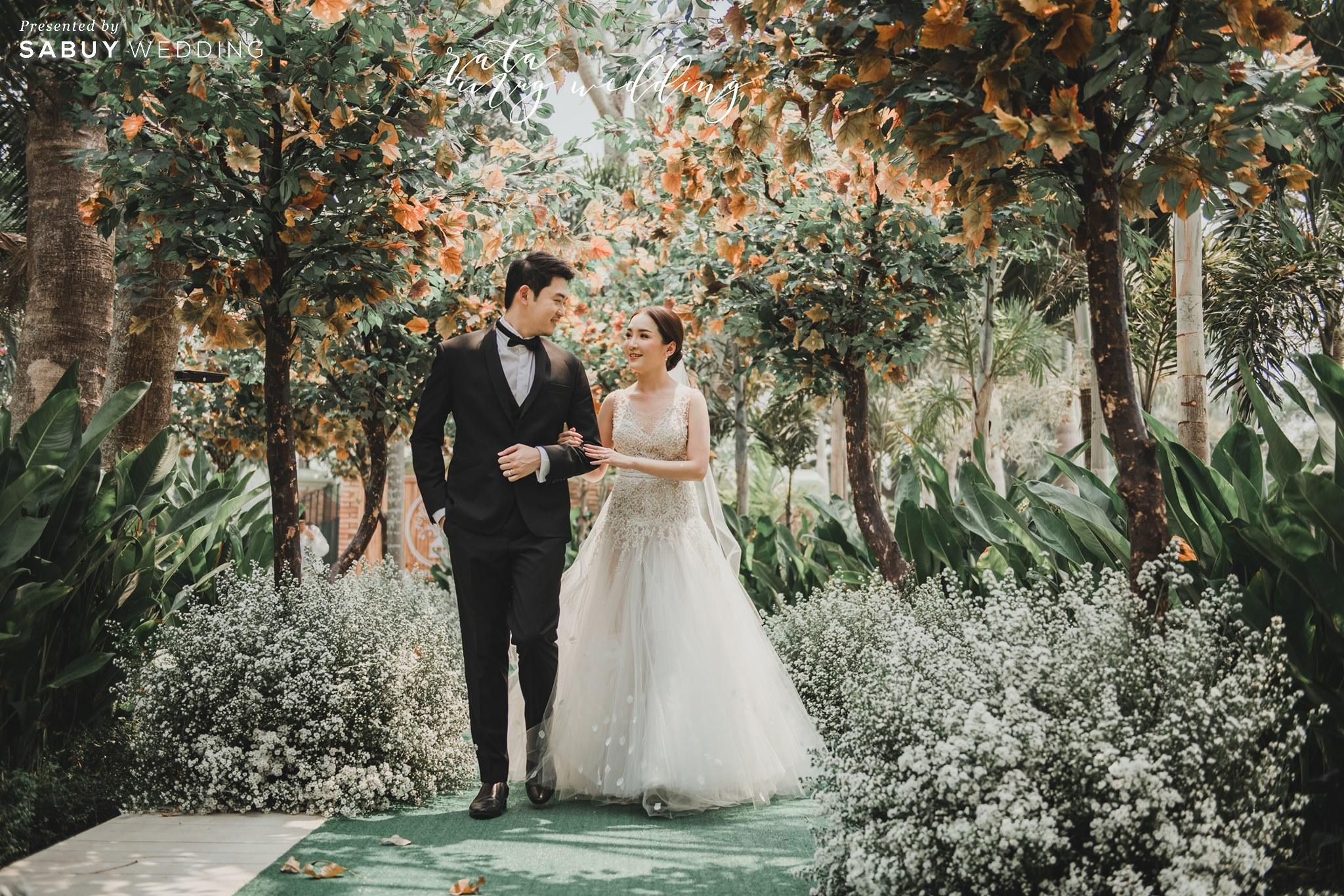 เจ้าสาว,เจ้าบ่าว,แต่งงาน,ชุดแต่งงาน รีวิวงานแต่งสวนสวยละมุนใจ บรรยากาศโรแมนติก @ Le coq d'or Chiangmai