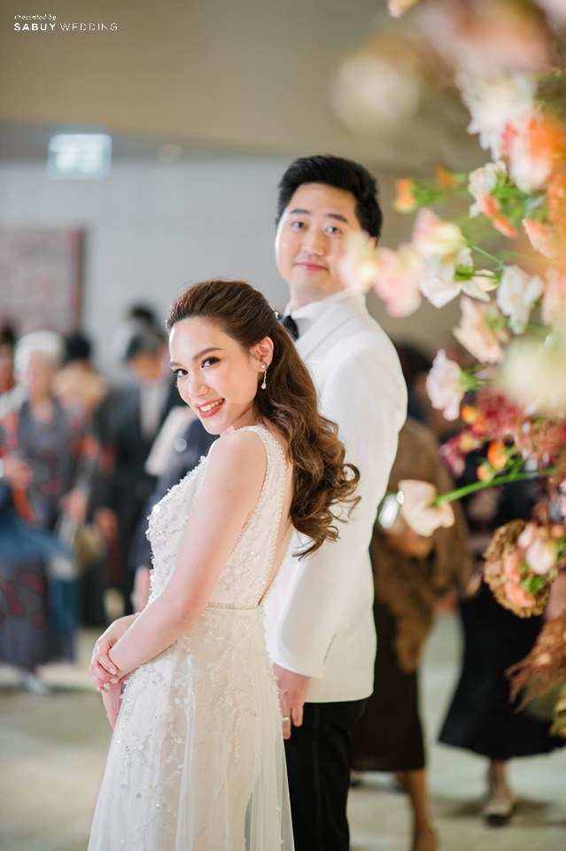 รีวิวงานแต่งสวยชิคสดใส กลิ่นอาย Autumn @ Park Hyatt Bangkok