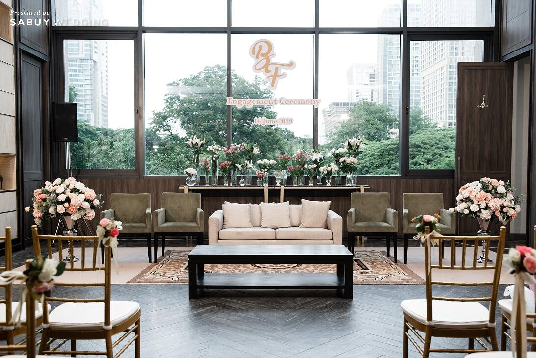 รีวิวงานแต่งละมุนใจในสถานที่แสง Daylight สุดอบอุ่น @ Bliston Suwan Park View Hotel & Serviced Residence