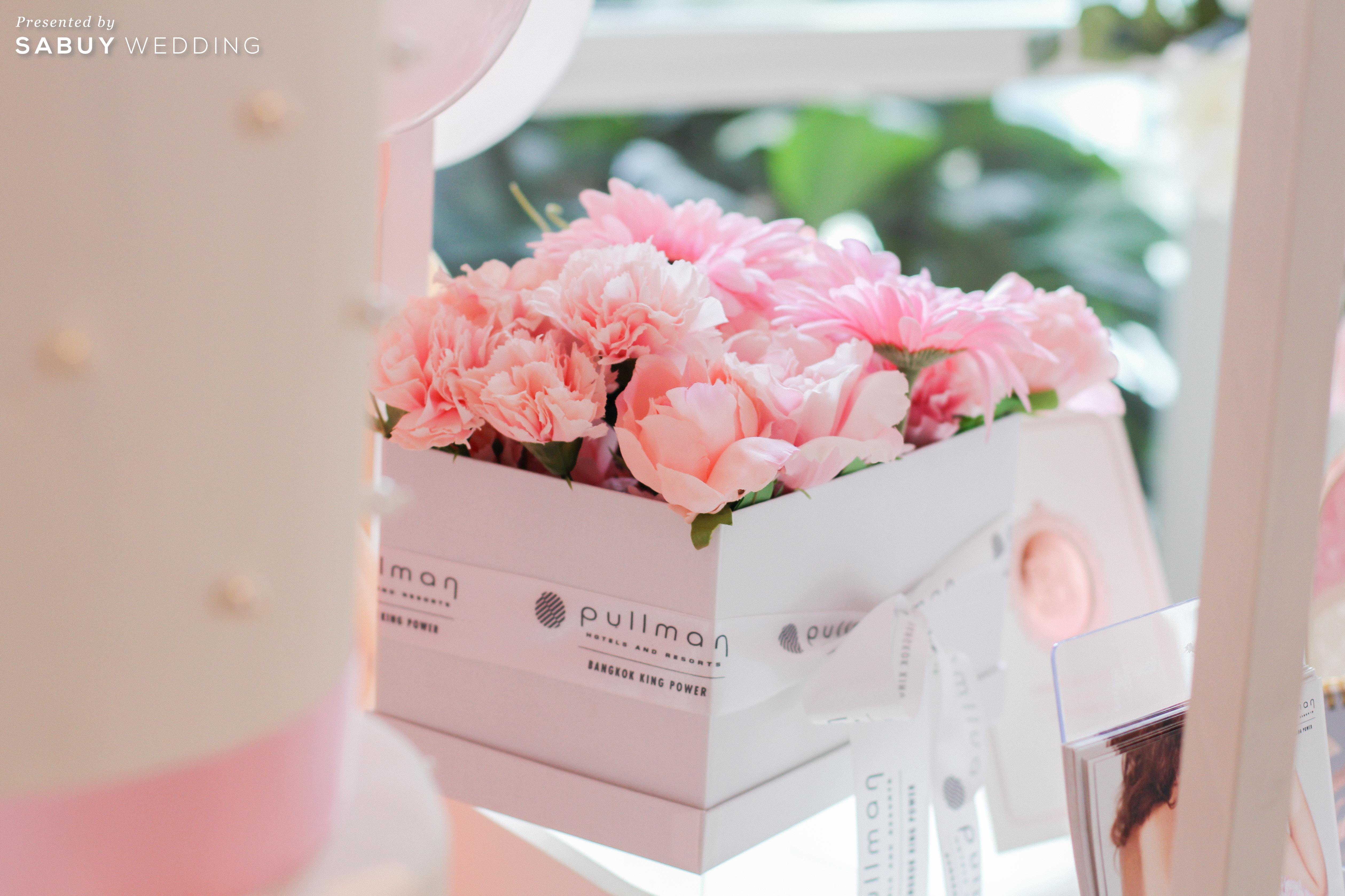 เตรียมพร้อมสำหรับงานแต่ง! ที่งาน The Wedding Pop-up Store แล้วจองจริง พร้อมรับสิทธิประโยชน์ในงาน Showcase 14-15 ก.ย. นี้ @ Pullman Bangkok King Power