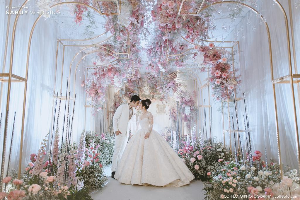 ชุดแต่งงาน,งานแต่งงาน,ชุดเจ้าบ่าว,ชุดเจ้าสาว รีวิวงานแต่งสวยปัง อลังกับชุดเจ้าสาว Glow in the dark เรืองแสงได้ @ InterContinental Bangkok