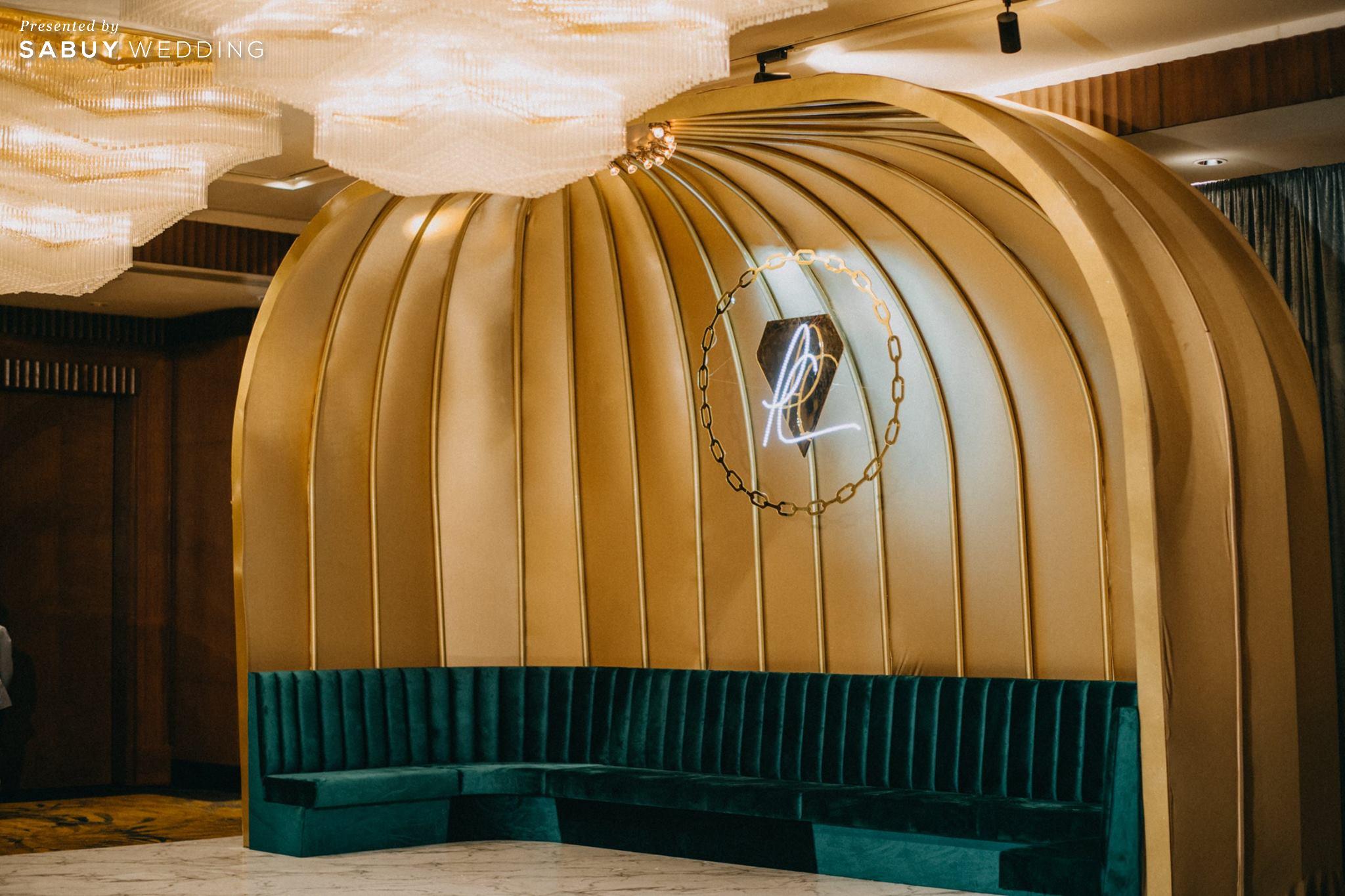 รีวิวงานแต่งธีม Hidden Bar เนรมิตงานธรรมดาให้สวยปัง @ The Athenee Hotel, a Luxury