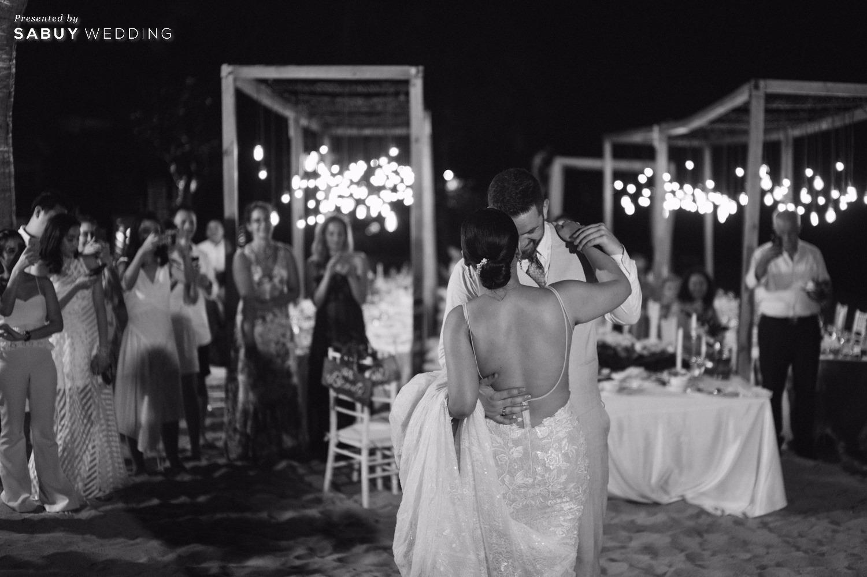 งานแต่งริมทะเลอบอุ่น ละมุนด้วยบรรยากาศโรแมนติก by Serendipity Wedding House