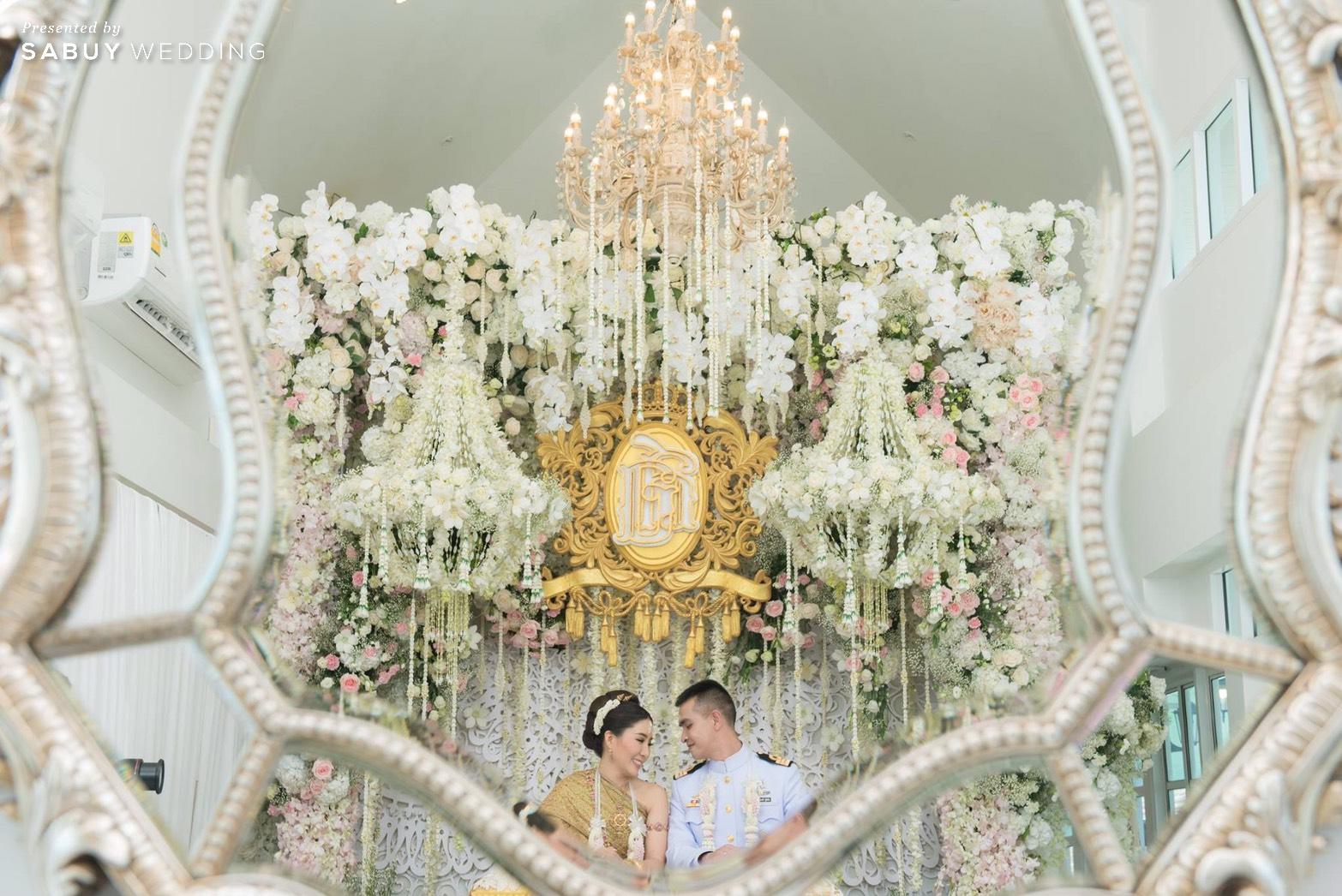 งานแต่งงาน รีวิวงานแต่งเสน่ห์ไทย ในสถานที่สไตล์โคโลเนียล @ House of Chandra