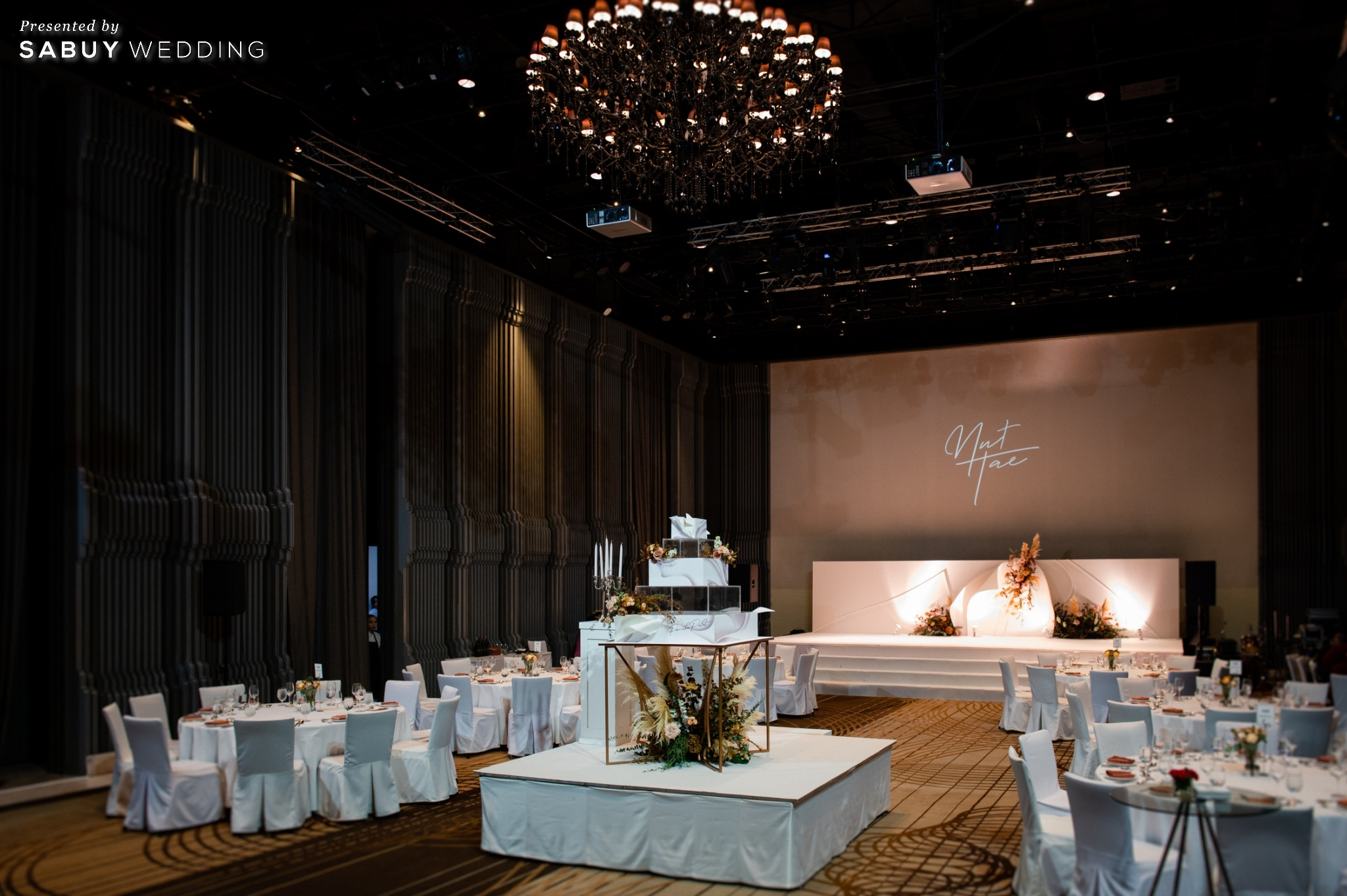 ตกแต่งงานแต่งงาน,พรีเวดดิ้ง,ออแกไนเซอร์ รีวิวงานแต่งฟีล Luxury สวยดูดีด้วยโทนสีเบจ @ SO/ BANGKOK