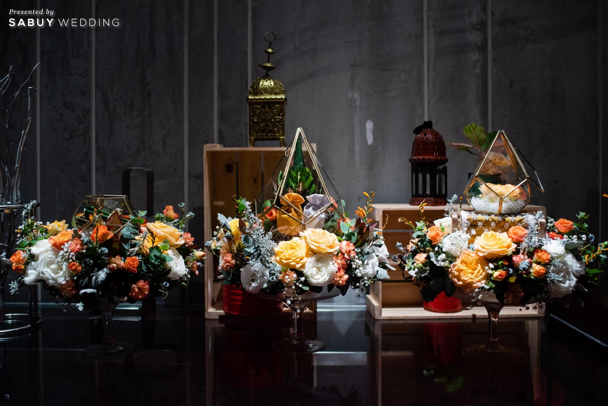 ขันหมาก รีวิวงานแต่งฟีล Luxury สวยดูดีด้วยโทนสีเบจ @ SO/ BANGKOK