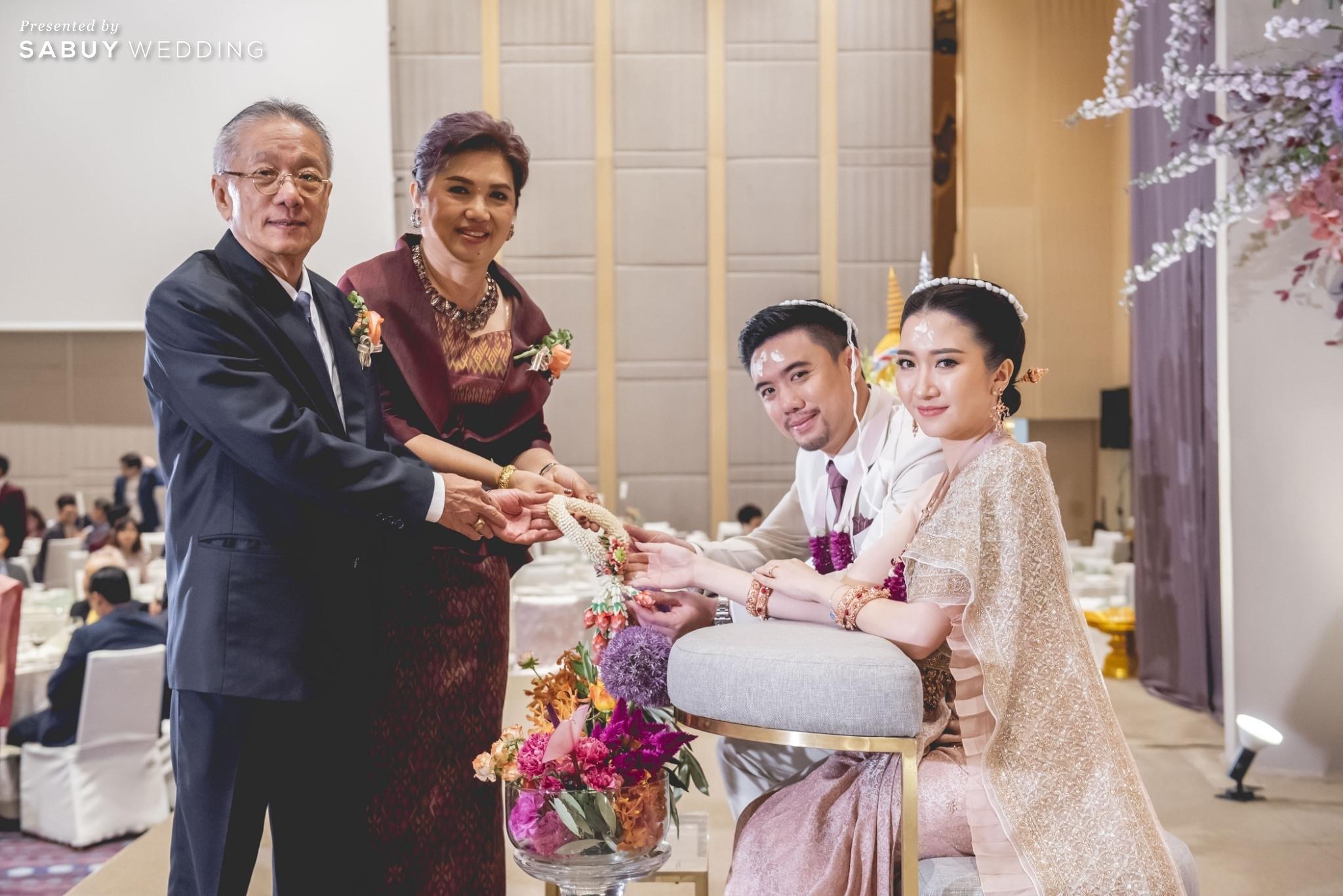 เจ้าบ่าว,เจ้าสาว,ชุดแต่งงาน รีวิวงานแต่งแซ่บจี๊ดใจ สวยสดใสด้วยโทนสี Colorful @ AVANI+ Riverside Bangkok Hotel