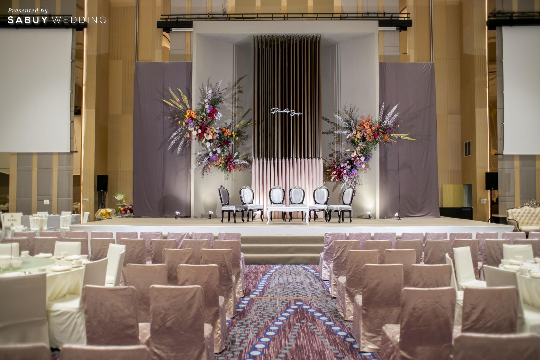 สถานที่แต่งงาน,สถานที่จัดงานแต่งงาน,โรงแรม รีวิวงานแต่งแซ่บจี๊ดใจ สวยสดใสด้วยโทนสี Colorful @ AVANI+ Riverside Bangkok Hotel