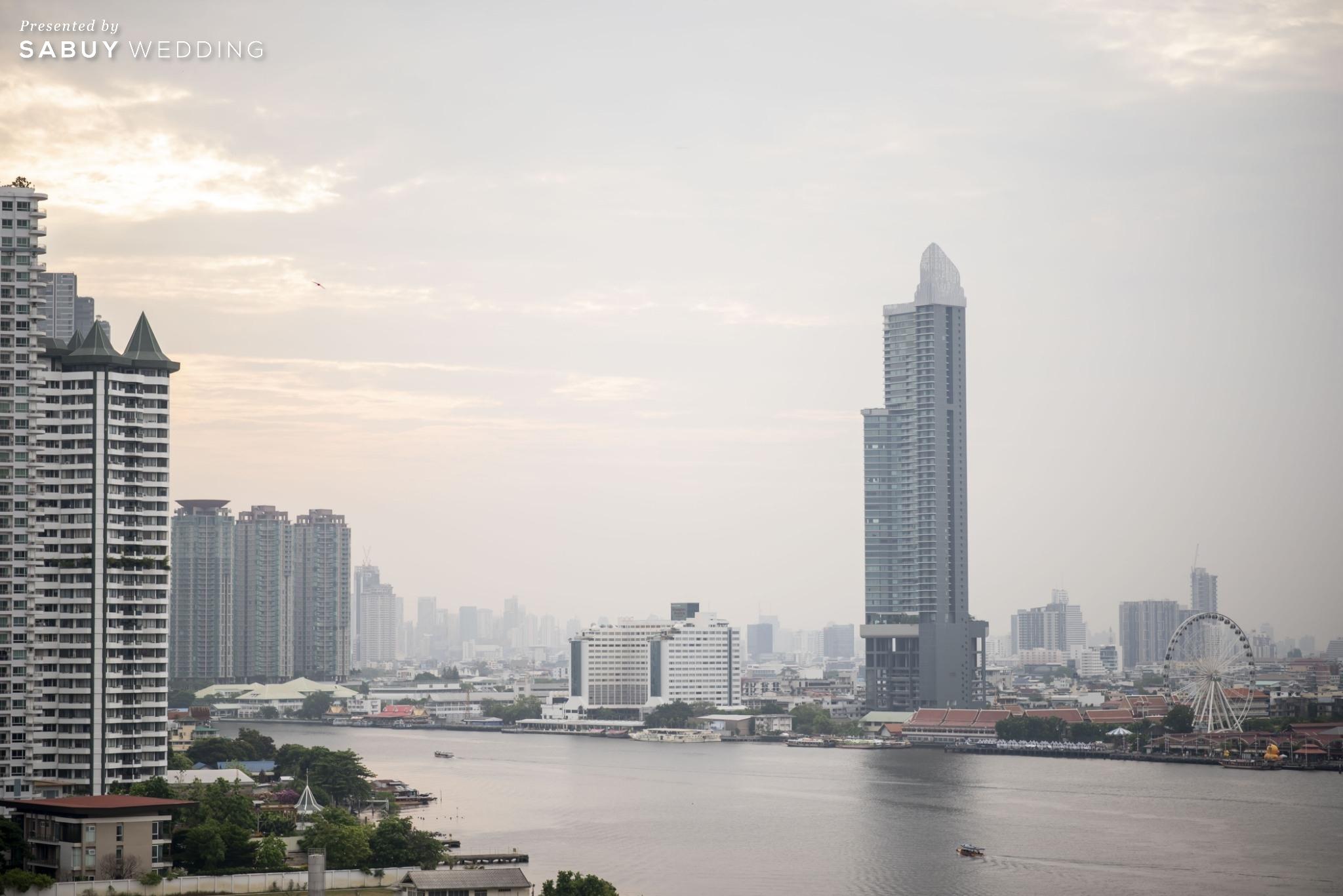 AVANI+ Riverside Bangkok Hotel รีวิวงานแต่งแซ่บจี๊ดใจ สวยสดใสด้วยโทนสี Colorful @ AVANI+ Riverside Bangkok Hotel