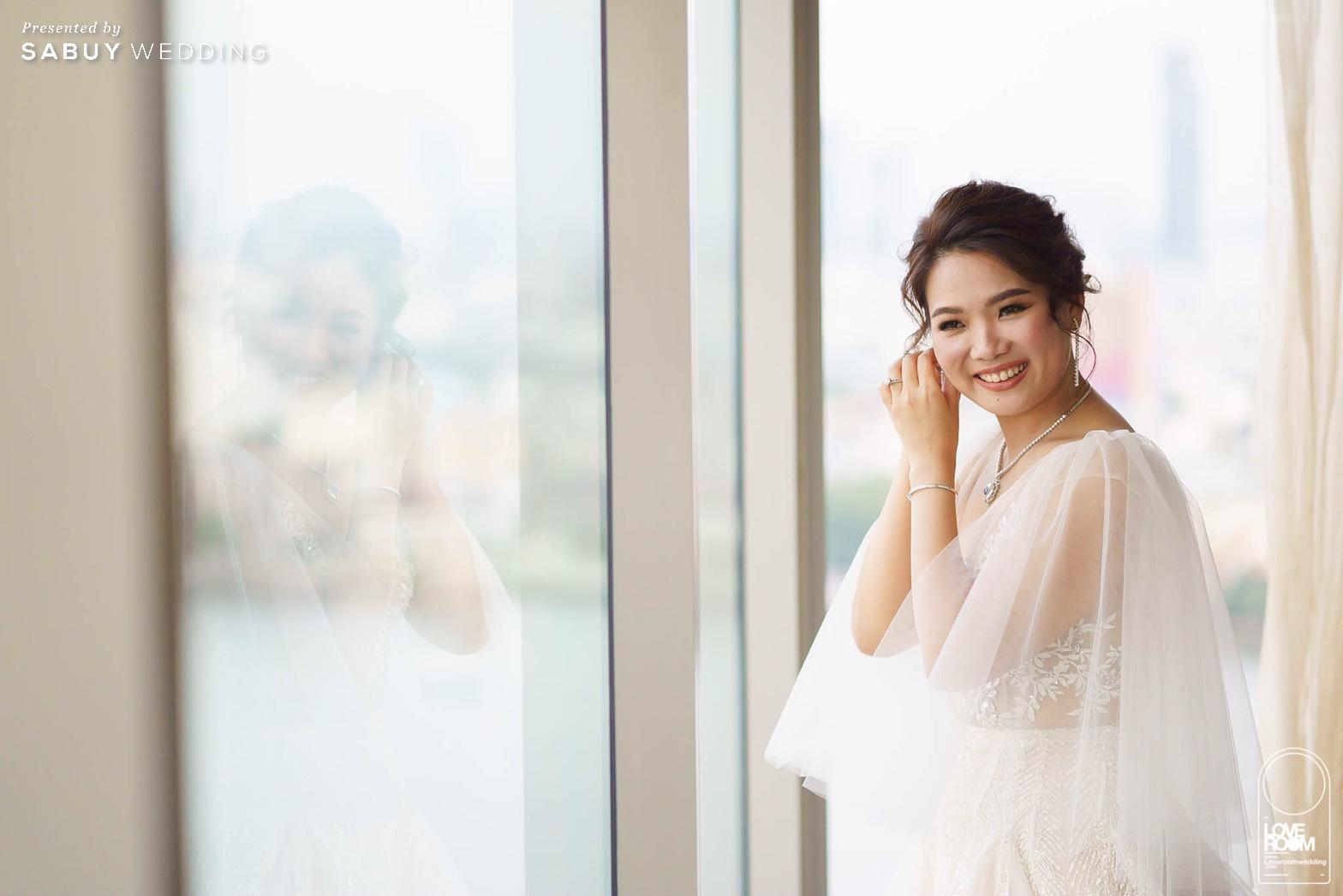 รีวิวงานแต่งคอนเซ็ปต์เก๋ 'ความไม่สมมาตรที่ลงตัว' @ AVANI+ Riverside Bangkok Hotel