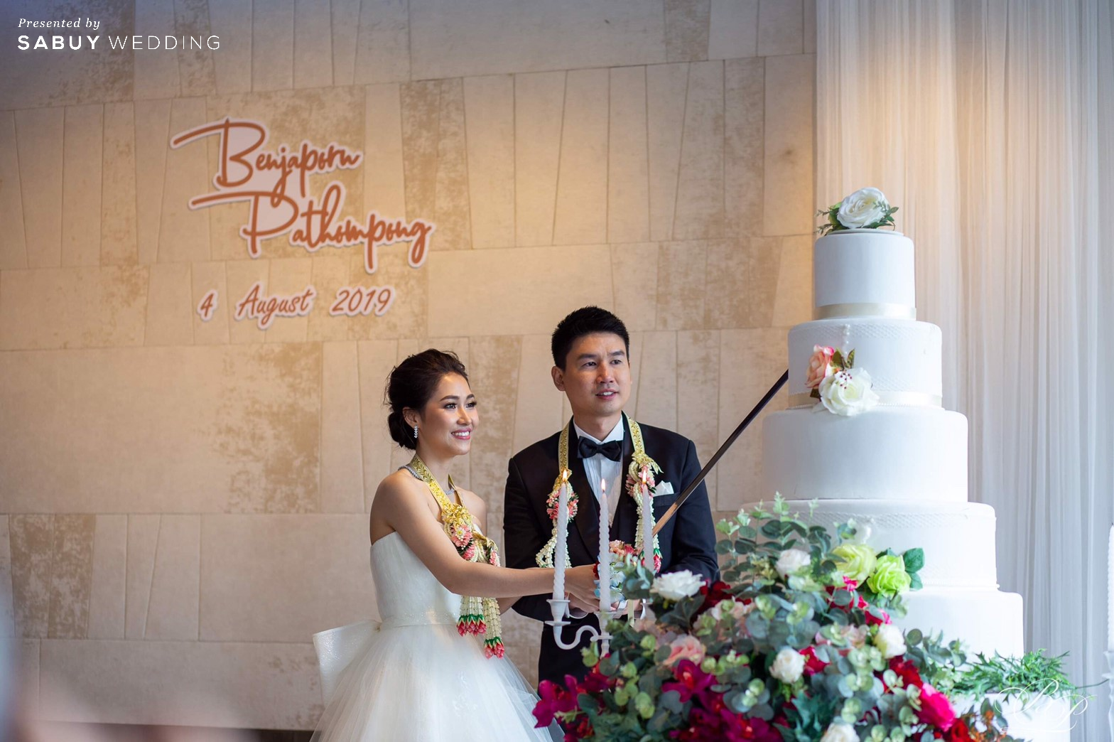 เจ้าบ่าว,เจ้าสาว,แต่งงาน,สถานที่แต่งงาน รีวิวงานแต่ง Backdrop สวนสวย ด้วยห้องจัดเลี้ยงแสงธรรมชาติ @ Bliston Suwan Park View Hotel