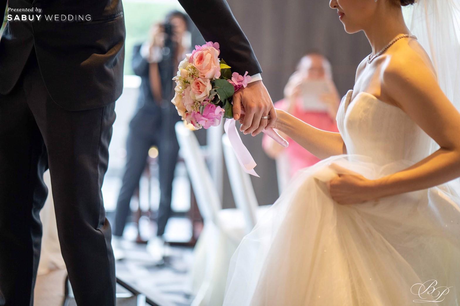 ดอกไม้เจ้าสาว,ชุดแต่งงาน,ชุดเจ้าสาว รีวิวงานแต่ง Backdrop สวนสวย ด้วยห้องจัดเลี้ยงแสงธรรมชาติ @ Bliston Suwan Park View Hotel