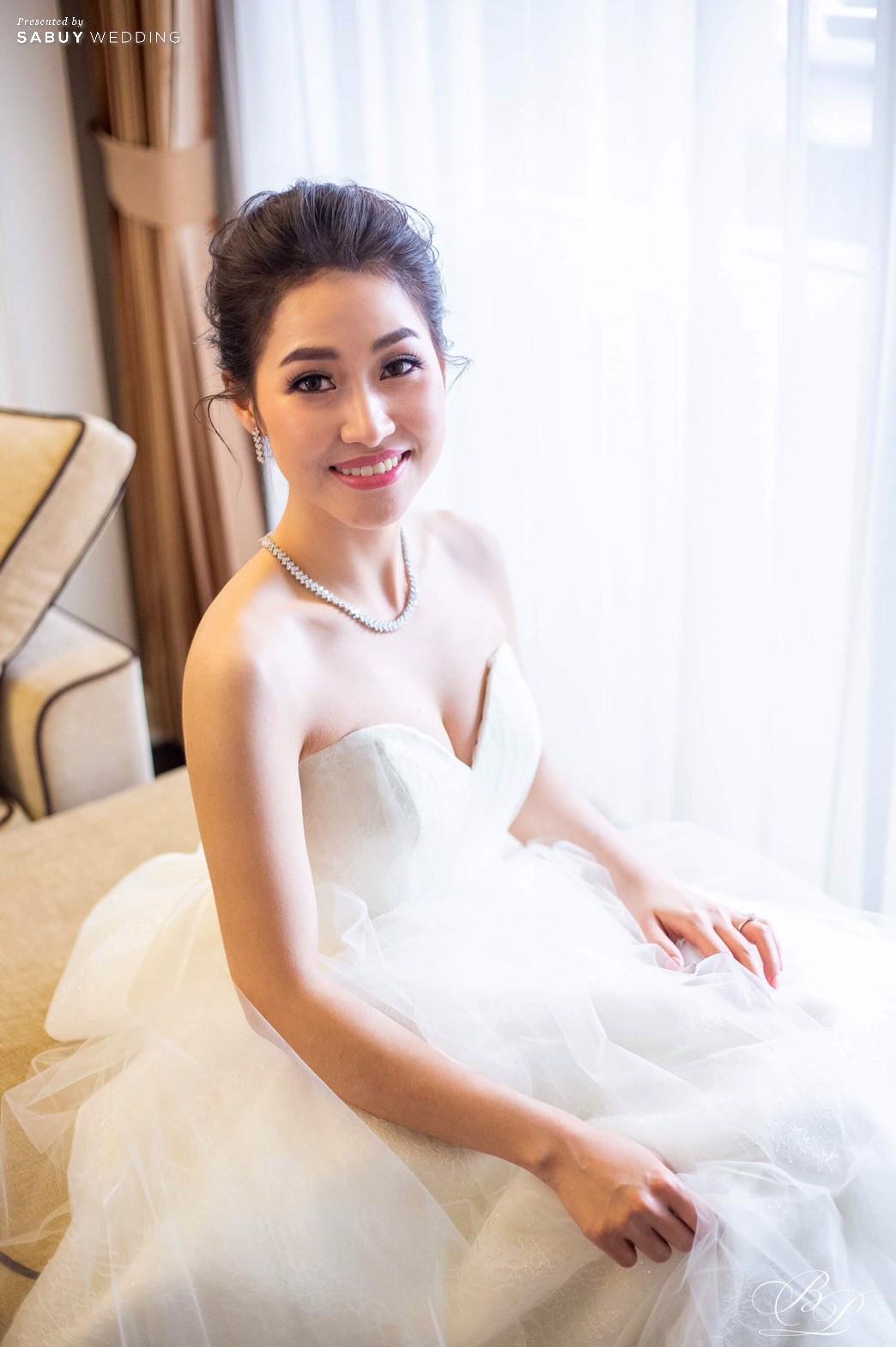 เจ้าสาว,ชุดแต่งงาน รีวิวงานแต่ง Backdrop สวนสวย ด้วยห้องจัดเลี้ยงแสงธรรมชาติ @ Bliston Suwan Park View Hotel