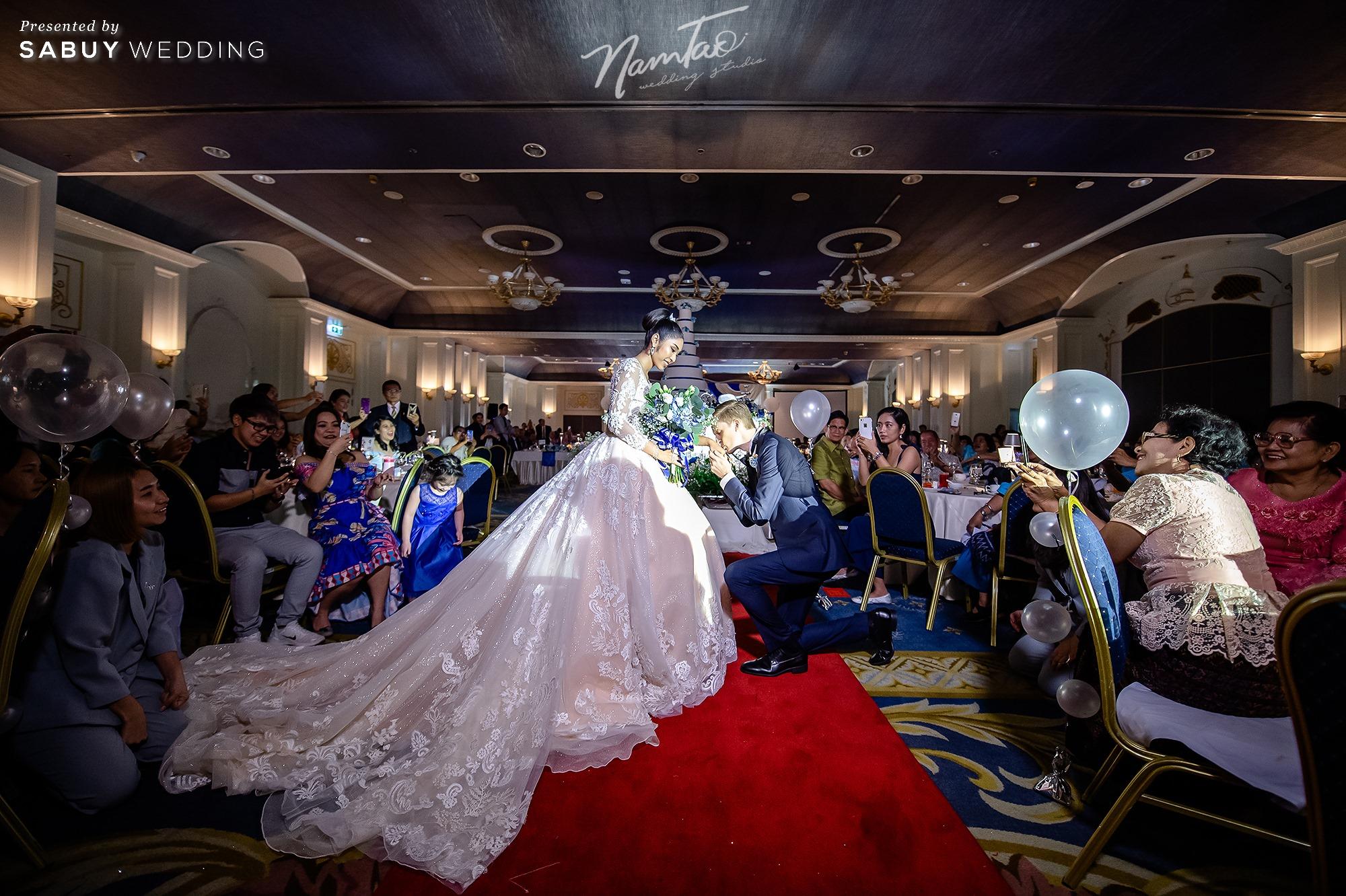 เจ้าบ่าว,เจ้าสาว,งานแต่งงาน,สถานที่แต่งงาน รีวิวงานแต่งสองวัฒนธรรม สวยปัง ดูคลาสสิก @ Impact Muang Thong Thani