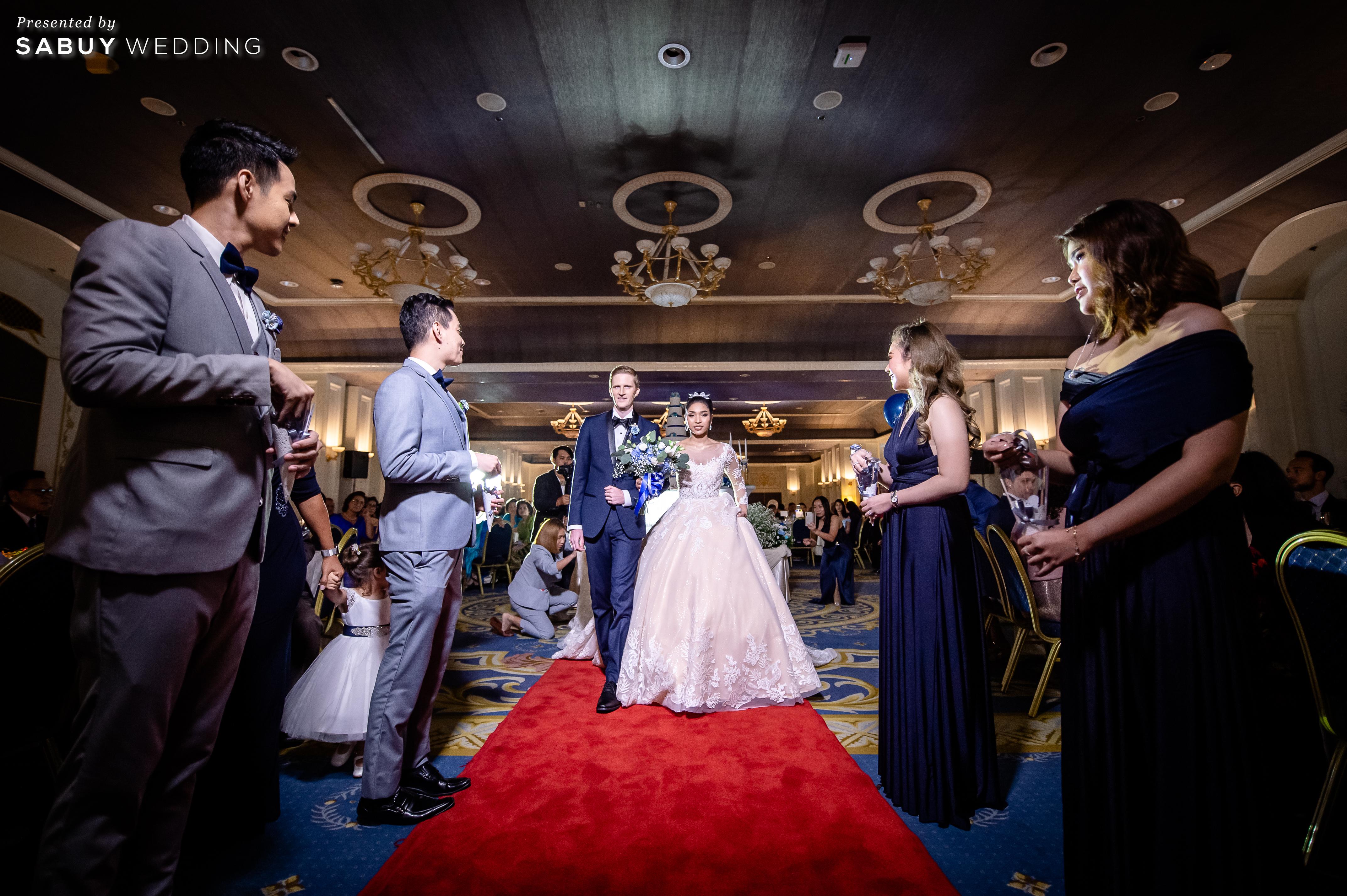 งานแต่งงาน,เจ้าบ่าว,เจ้าสาว รีวิวงานแต่งสองวัฒนธรรม สวยปัง ดูคลาสสิก @ Impact Muang Thong Thani