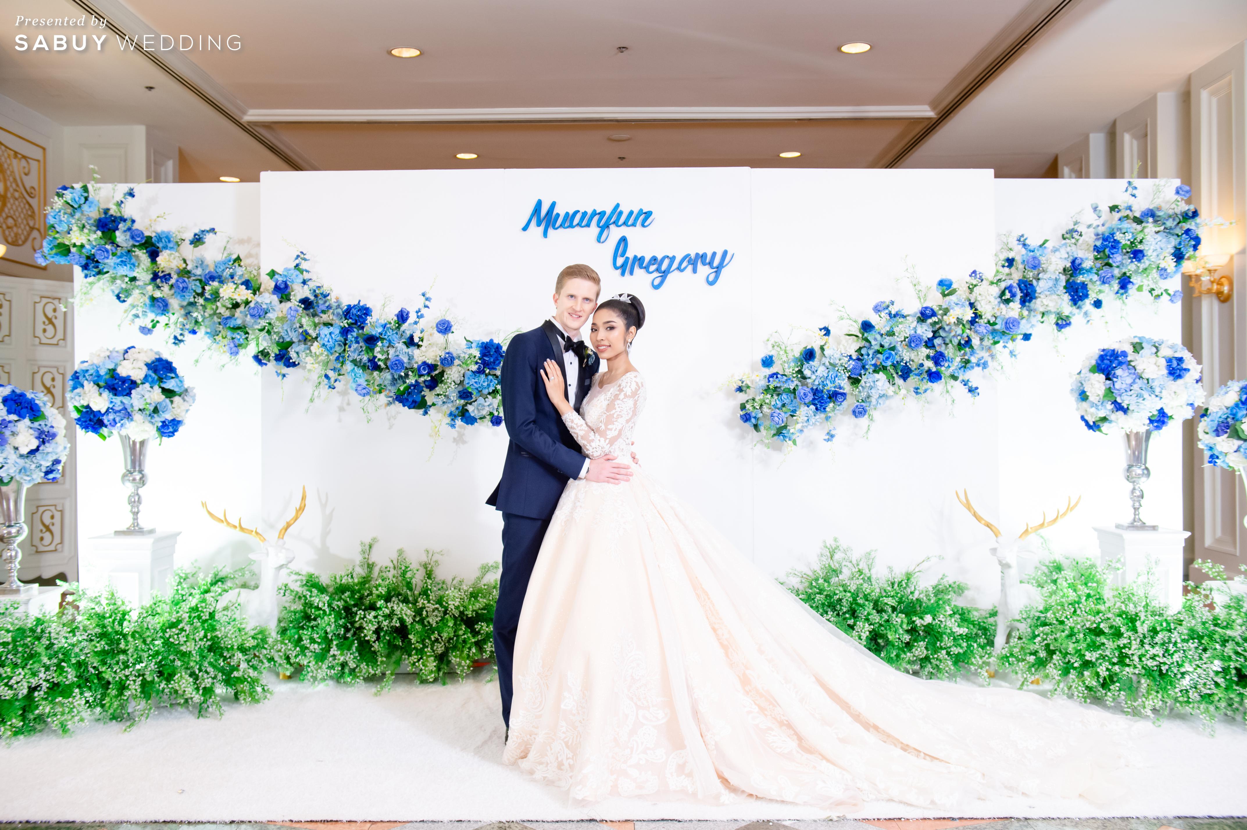 สถานที่แต่งงาน,ตกแต่งงานแต่ง,ออแกไนเซอร์ รีวิวงานแต่งสองวัฒนธรรม สวยปัง ดูคลาสสิก @ Impact Muang Thong Thani