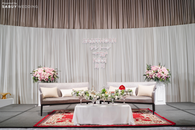 โรงแรม,สถานที่จัดงานแต่งงาน,marriott รีวิวงานแต่งสไตล์ไทยญี่ปุ่น หวานละมุนใจ @ Bangkok Marriott Hotel Sukhumvit
