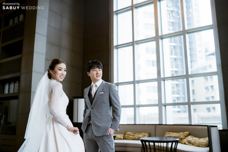 งานแต่งงาน,พิธีหมั้น,ชุดแต่งงาน รีวิวงานแต่งสไตล์ไทยญี่ปุ่น หวานละมุนใจ @ Bangkok Marriott Hotel Sukhumvit