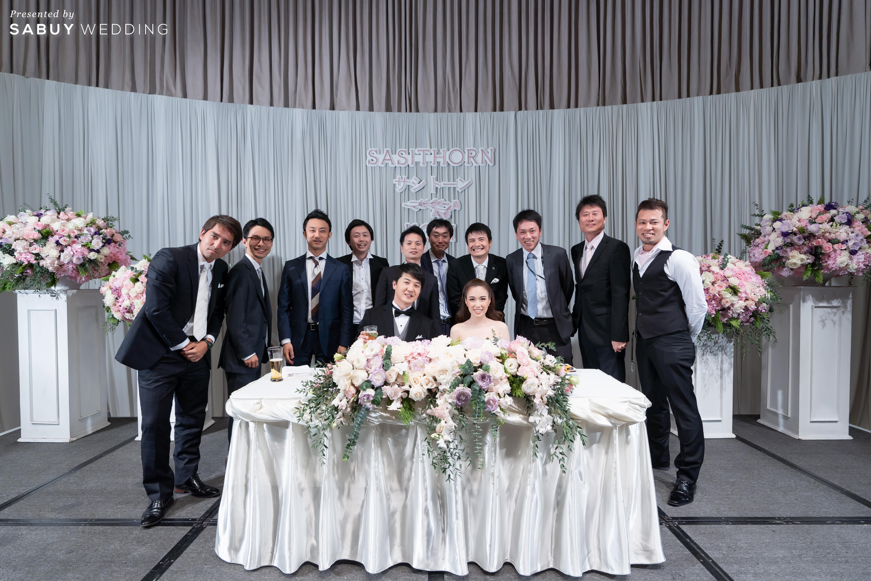 เพื่อนเจ้าบ่าว,งานแต่งงาน,ชุดแต่งงาน,ชุดเจ้าสาว,ชุดเจ้าบ่าว รีวิวงานแต่งสไตล์ไทยญี่ปุ่น หวานละมุนใจ @ Bangkok Marriott Hotel Sukhumvit