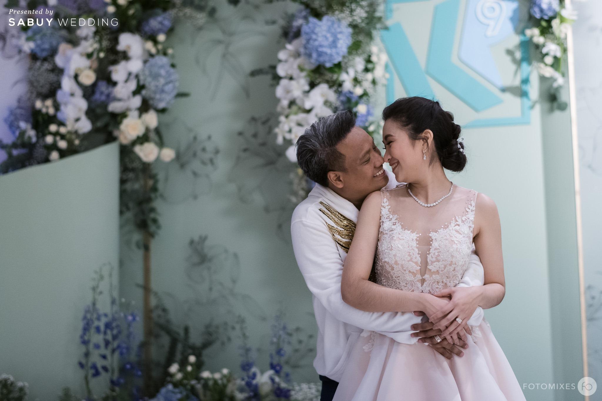 เจ้าบ่าว,งานแต่งงาน,เจ้าสาว รีวิวงานแต่งแสนหวานกับคอนเซ็ปต์งานสไตล์ English Garden @ Sofitel Bangkok Sukhumvit
