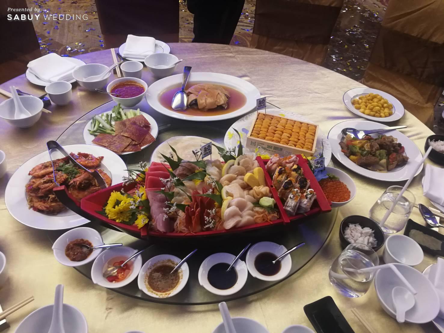 โรงแรม,งานแต่งงาน,อาหารงานแต่ง รีวิวงานแต่งแสนหวานกับคอนเซ็ปต์งานสไตล์ English Garden @ Sofitel Bangkok Sukhumvit