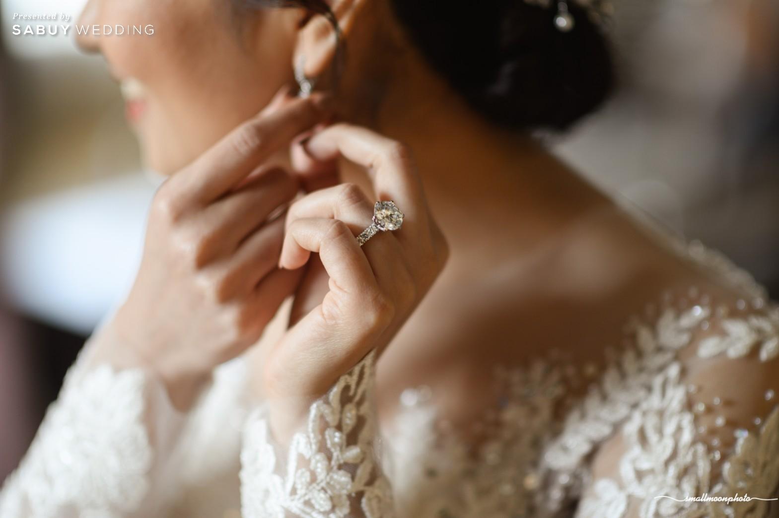 เจ้าสาว,ชุดแต่งงาน,แหวนแต่งงาน รีวิวงานแต่งแสนหวานกับคอนเซ็ปต์งานสไตล์ English Garden @ Sofitel Bangkok Sukhumvit