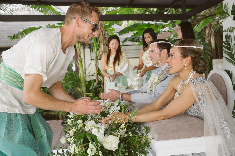 งานแต่งธีม Tropical On The Beach สุดอบอุ่น by Serendipity Wedding House