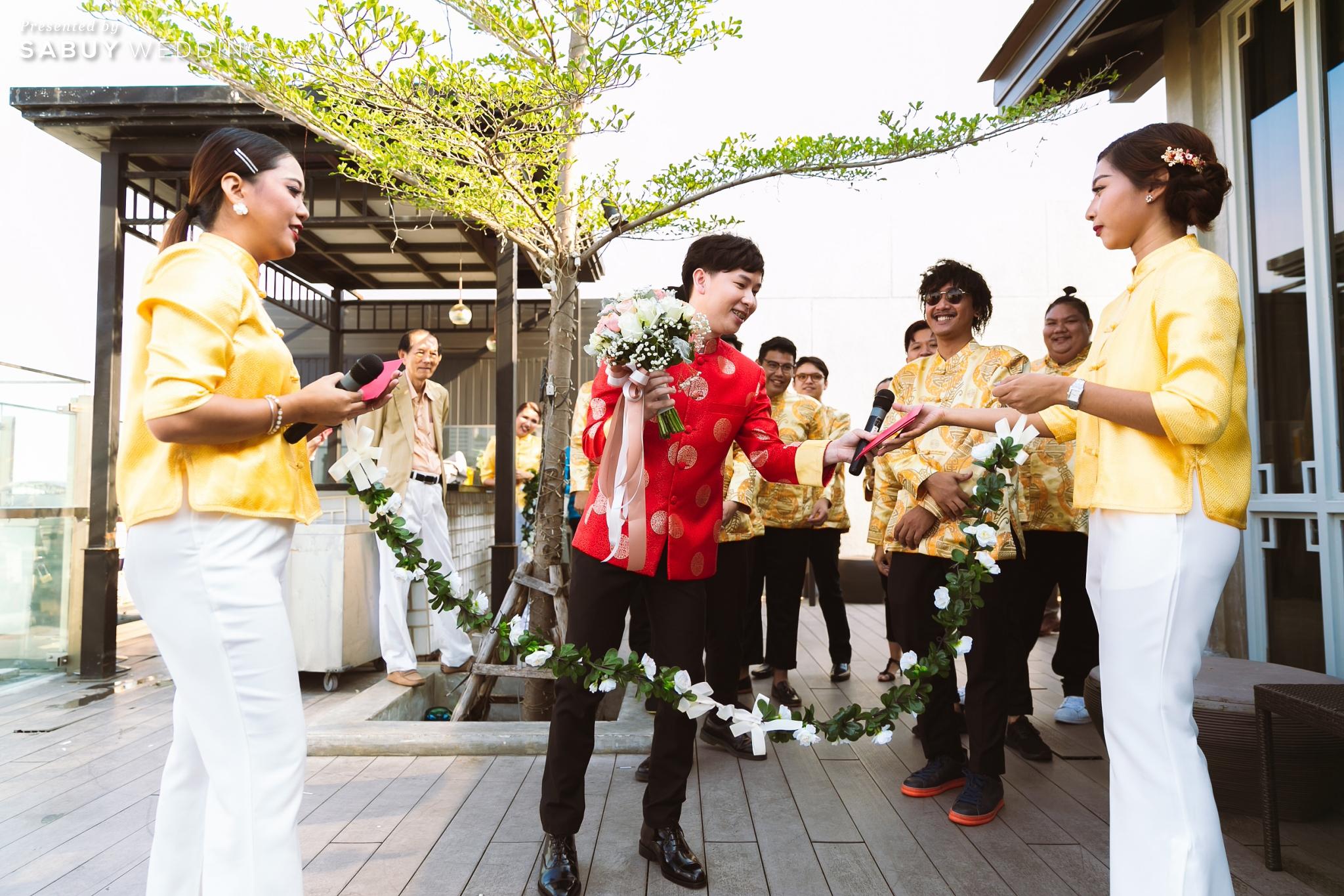 รีวิวงานแต่งเรียบง่าย สไตล์จีนร่วมสมัย @ Prime Hotel Central Station Bangkok