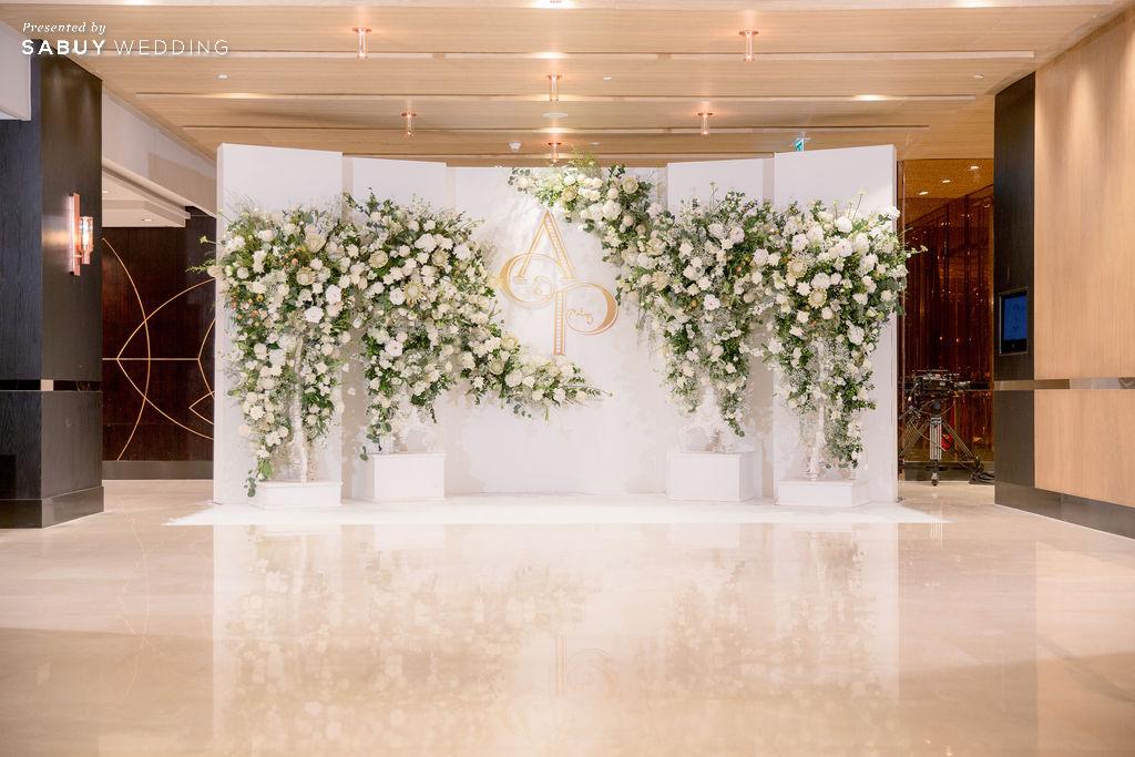 """ทีมตกแต่งงานแต่ง,ออแกไนเซอร์,jirayuwedding รีวิวงานแต่ง """"บอย พิษณุ"""" สุดหวาน จำลองงานที่สวีเดนจัดเต็ม @ Hyatt Regency Bangkok Sukhumvit"""