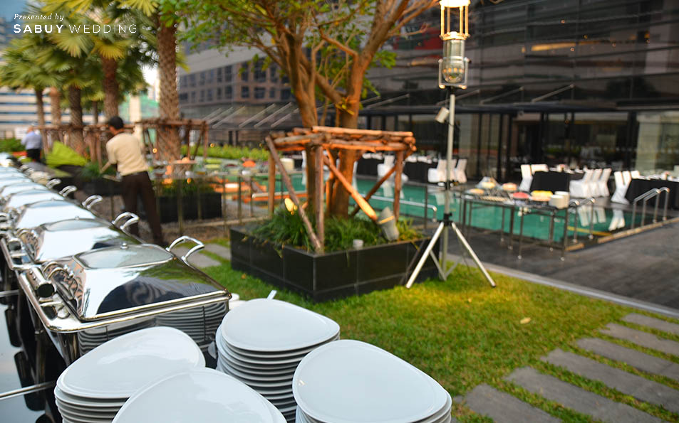 Holiday Inn Bangkok Sukhumvit 22 สถานที่แต่งงานราคาดี เซอร์วิสพรีเมียม ใจกลางเมือง
