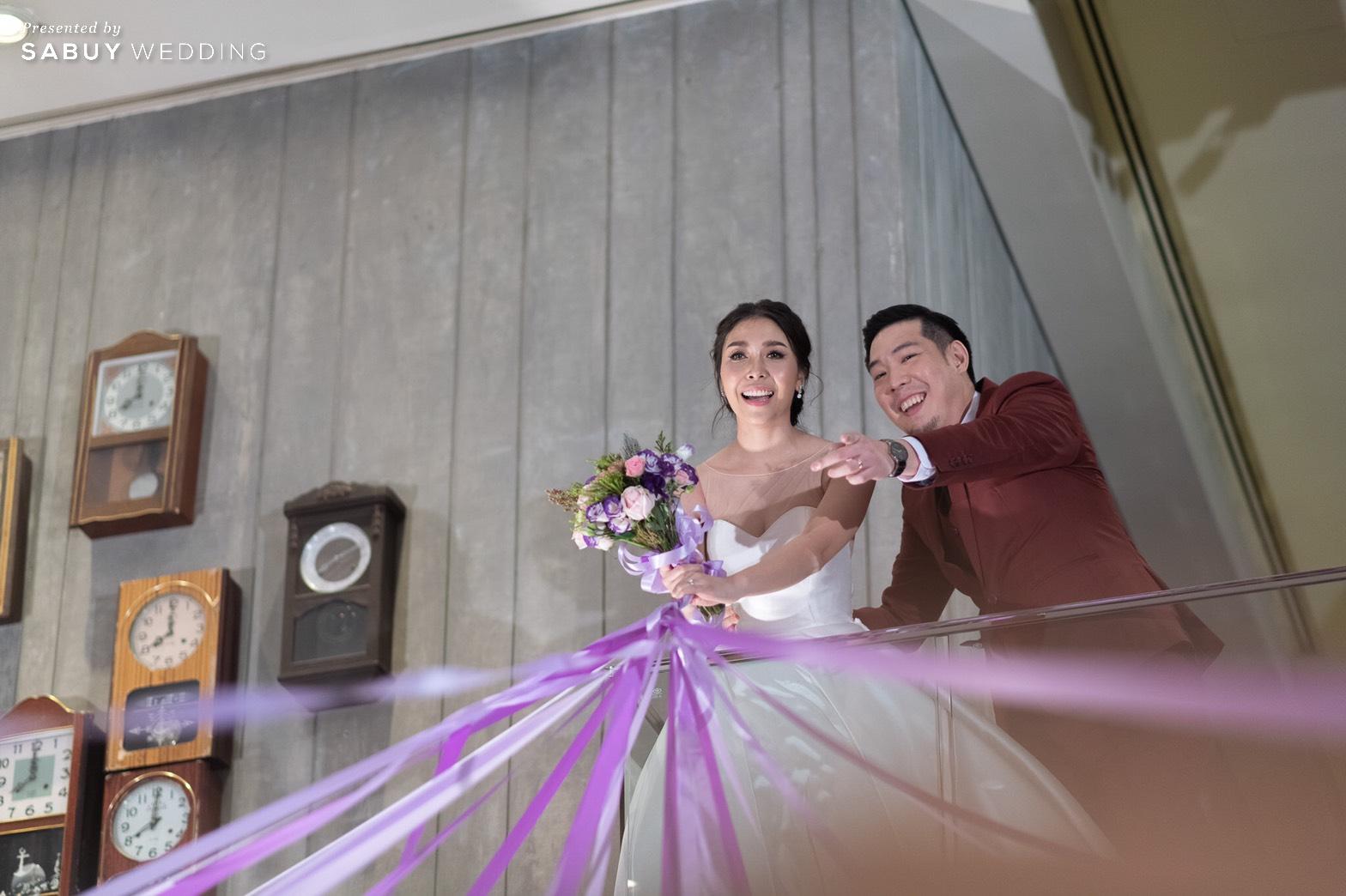 โรงแรม,สถานที่แต่งงาน,ชุดแต่งงาน,ช่อดอกไม้,ริบบิ้น,foyer รีวิวงานแต่ง Minimal in Lavender เก๋ไม่ซ้ำใครสไตล์ Go Green @ SO/BANGKOK