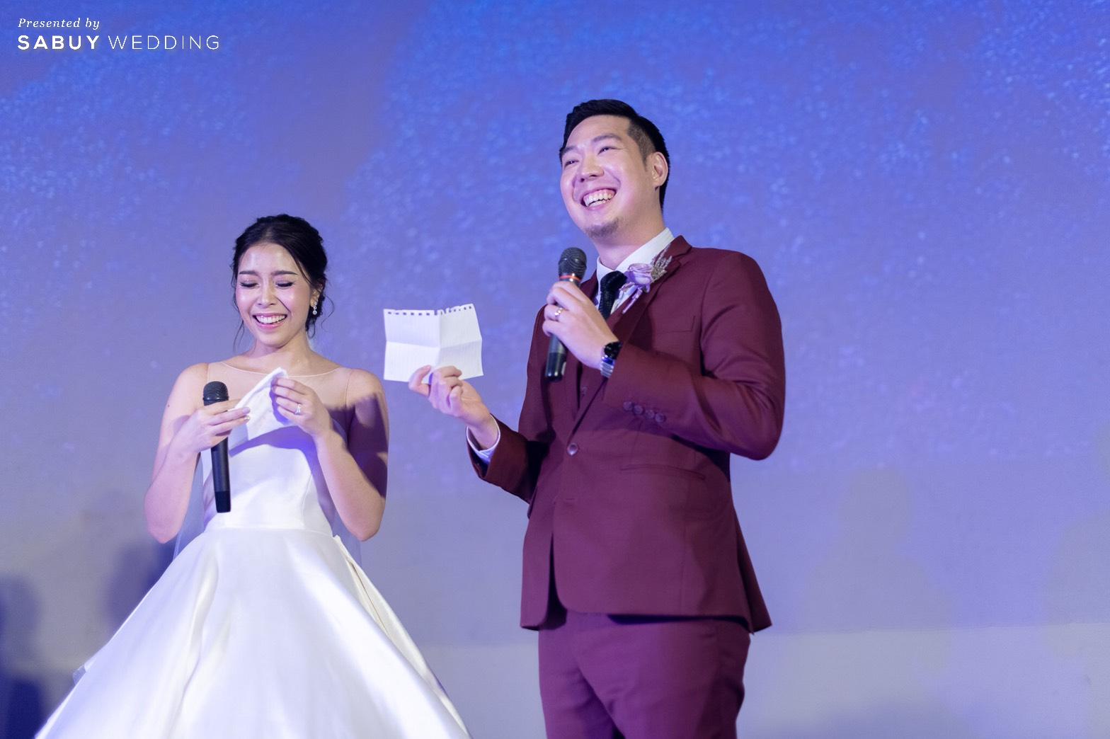 ชุดแต่งงาน,marriagevow รีวิวงานแต่ง Minimal in Lavender เก๋ไม่ซ้ำใครสไตล์ Go Green @ SO/BANGKOK