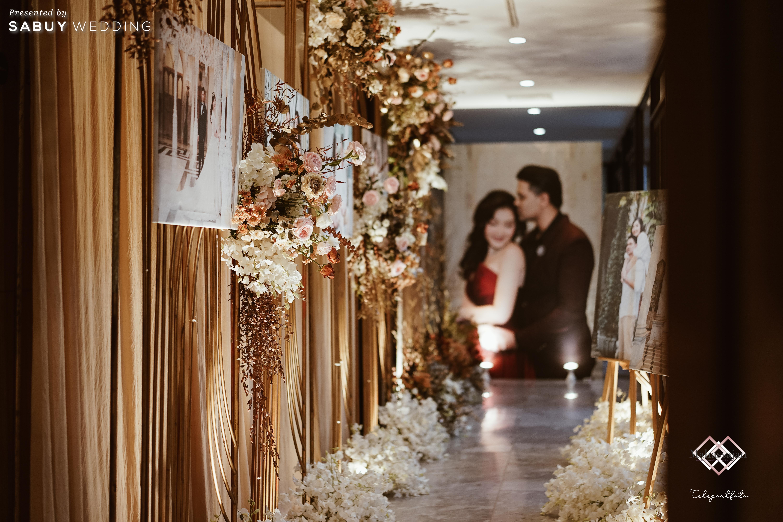 ตกแต่งงานแต่งงาน,ออแกไนเซอร์,เวดดิ้งแพลนเนอร์ รีวิวงานแต่งหวานละมุนใจ ในคอนเซ็ปต์ A thousand years @ Novotel Bangkok On Siam Square