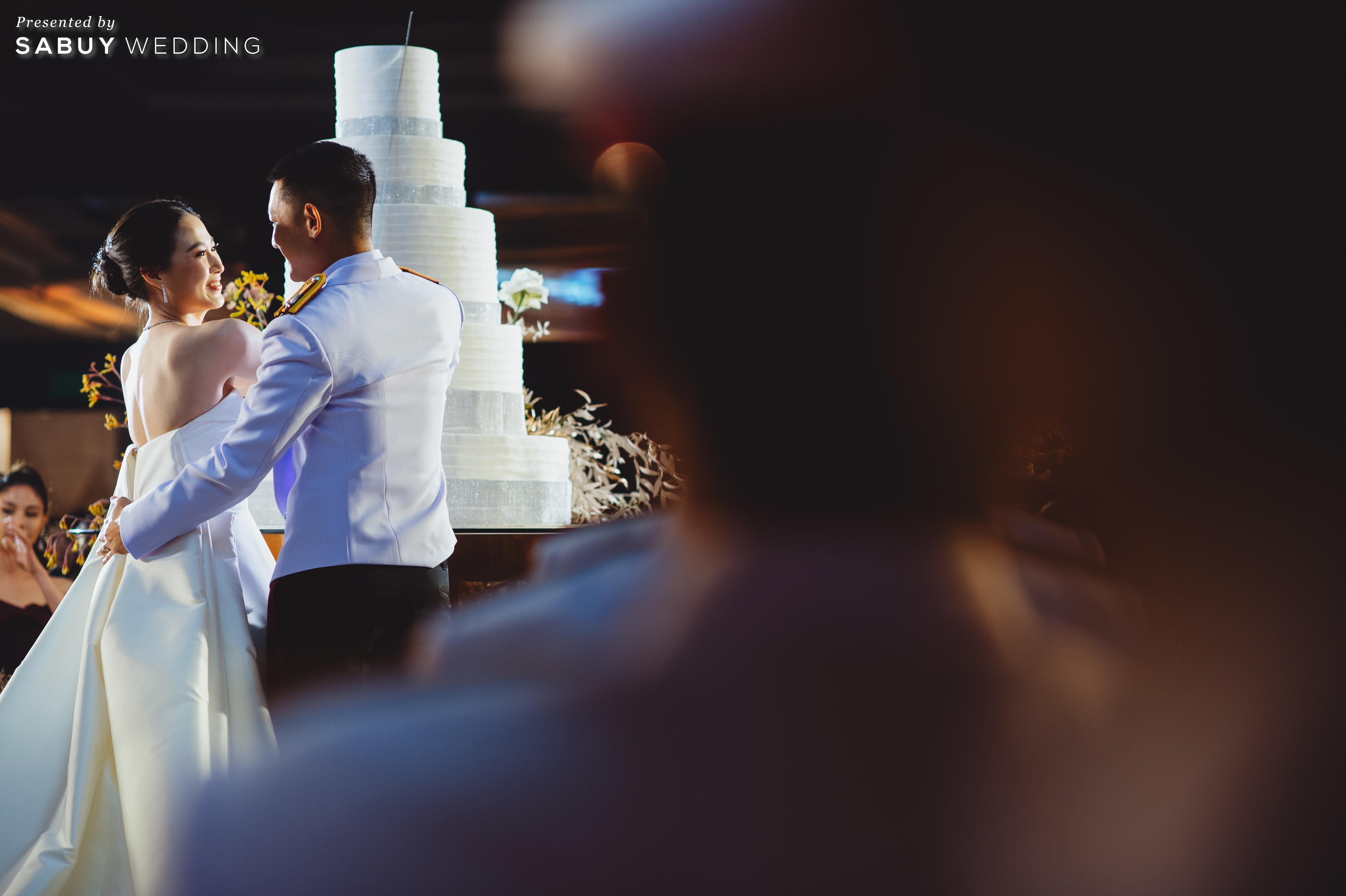 เจ้าสาว,ชุดแต่งงาน,งานแต่งงาน รีวิวงานแต่งโทนสีแชมเปญ สวยเรียบหรู ดูโมเดิร์น @ Sofitel Bangkok Sukhumvit