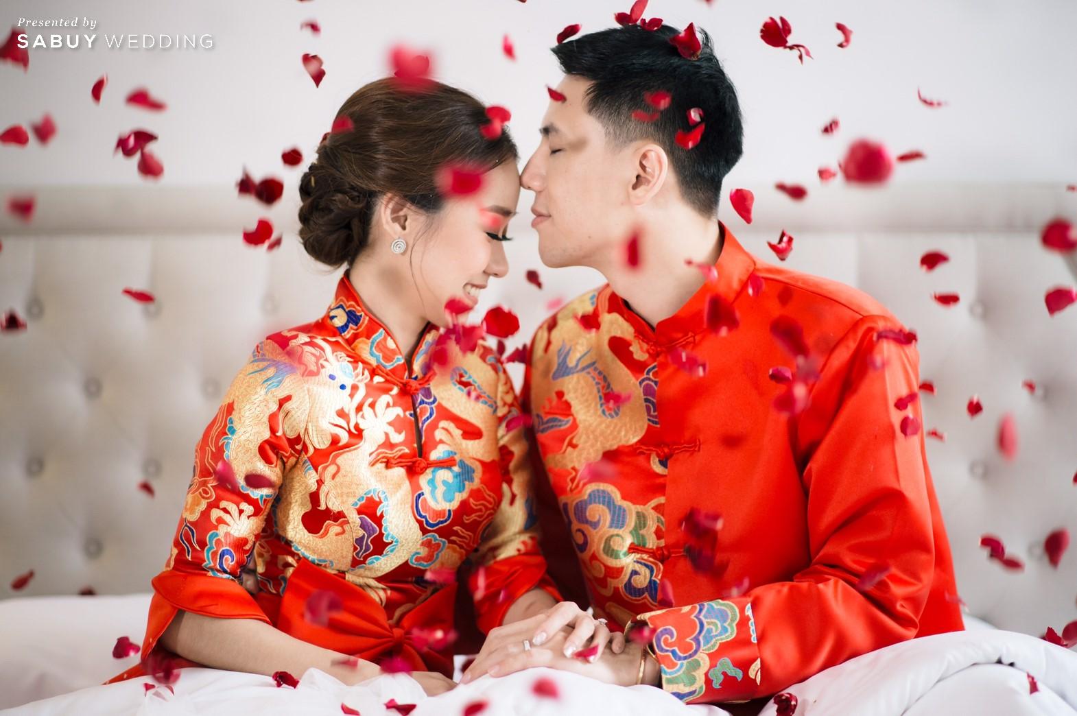 งานแต่งงาน รีวิวงานแต่งสวยวิ้ง ฟรุ้งฟริ้งฉบับงาน Customize @ Hotel Once Bangkok