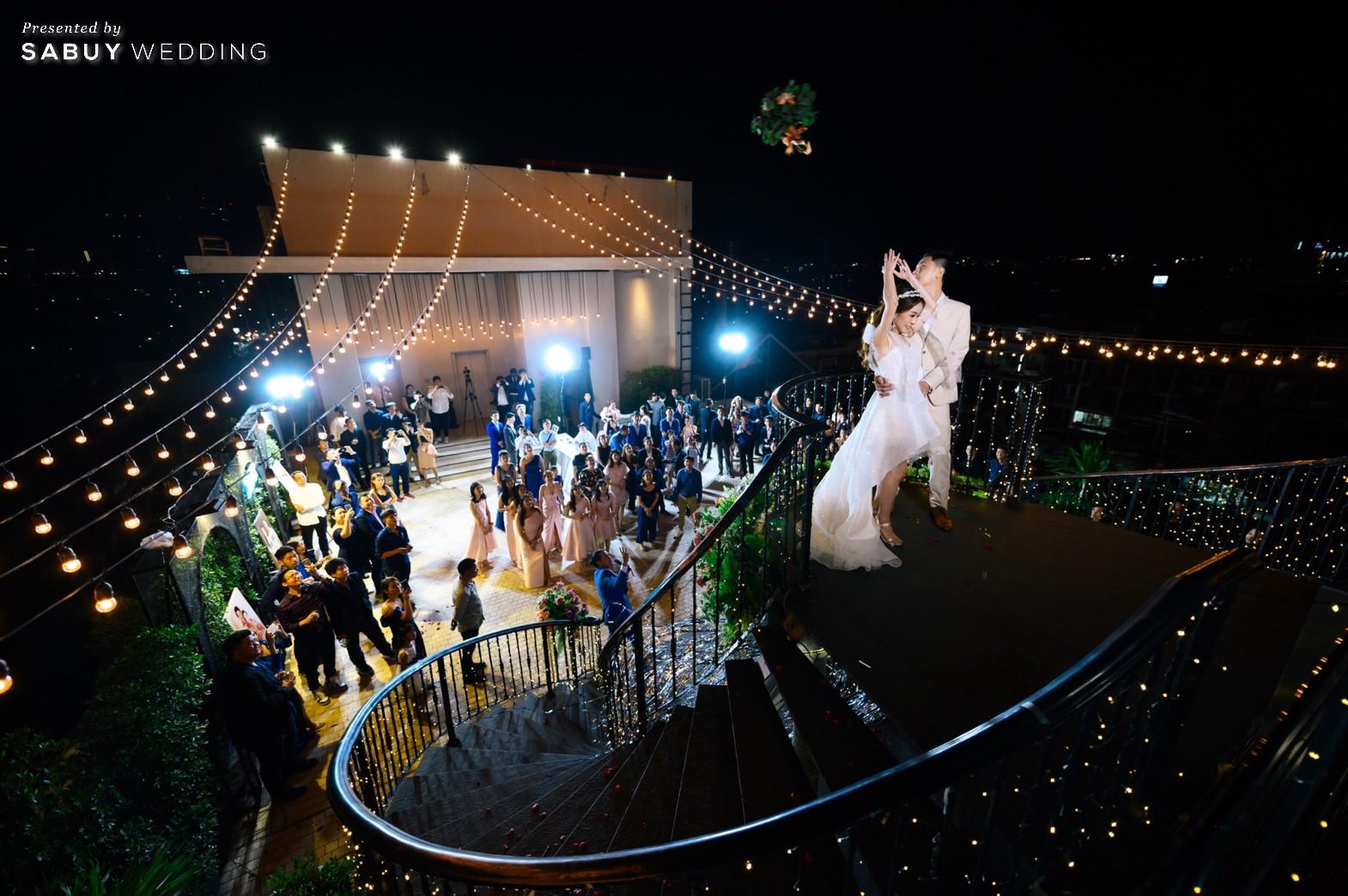 ชุดเจ้าบ่าว,ชุดเจ้าสาว,ชุดแต่งงาน รีวิวงานแต่งสวยวิ้ง ฟรุ้งฟริ้งฉบับงาน Customize @ Hotel Once Bangkok