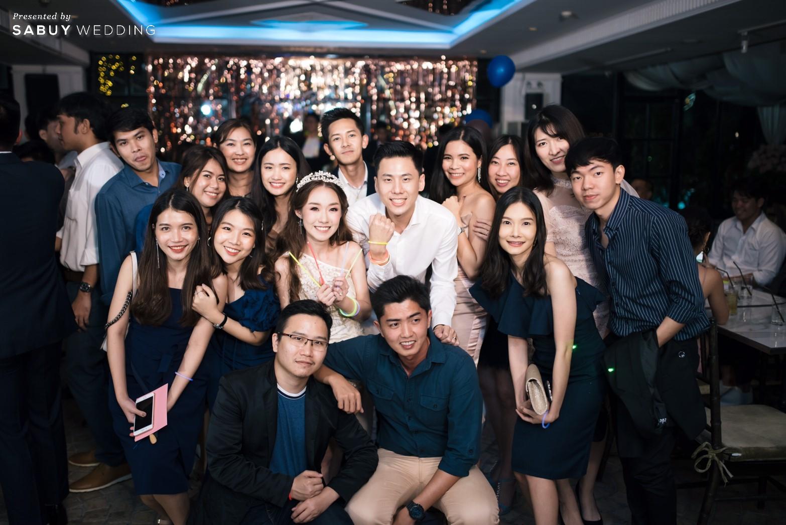 งานแต่งงาน,แต่งงาน รีวิวงานแต่งสวยวิ้ง ฟรุ้งฟริ้งฉบับงาน Customize @ Hotel Once Bangkok