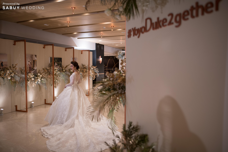 ตกแต่งงานแต่งงาน,สถานที่แต่งงาน,ชุดแต่งงาน รีวิวงานแต่งธีมสี Taupe สวยดูดีแบบ Luxury Style @ Hyatt Regency Bangkok Sukhumvit