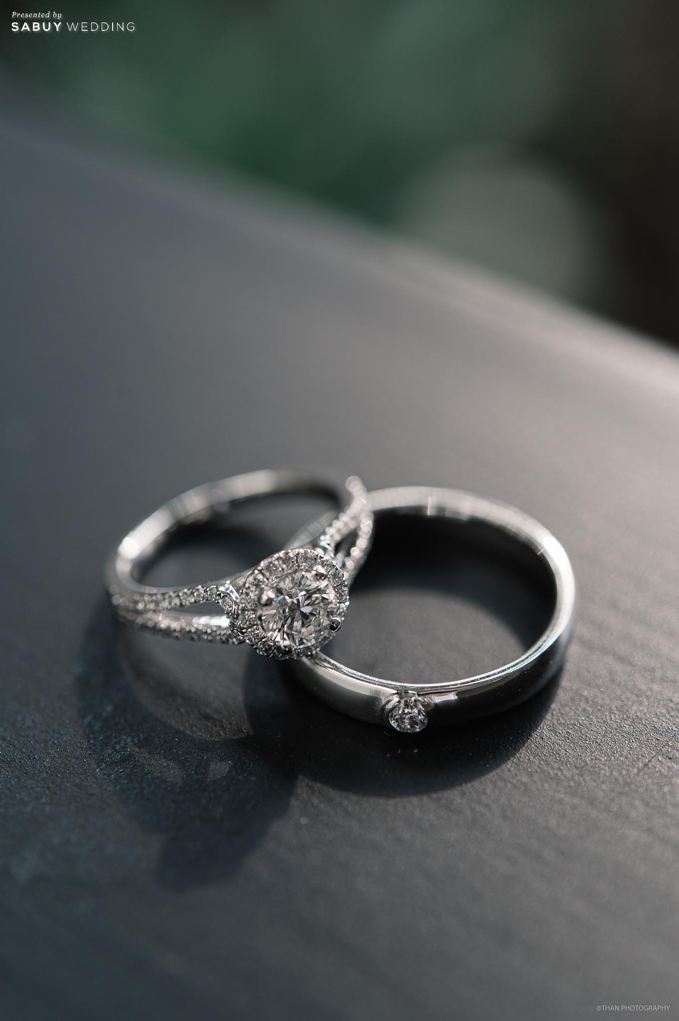 แหวนแต่งงาน รีวิวงานแต่งสุดชิค สวยมีกิมมิค ดู Timeless @ VARAVELA
