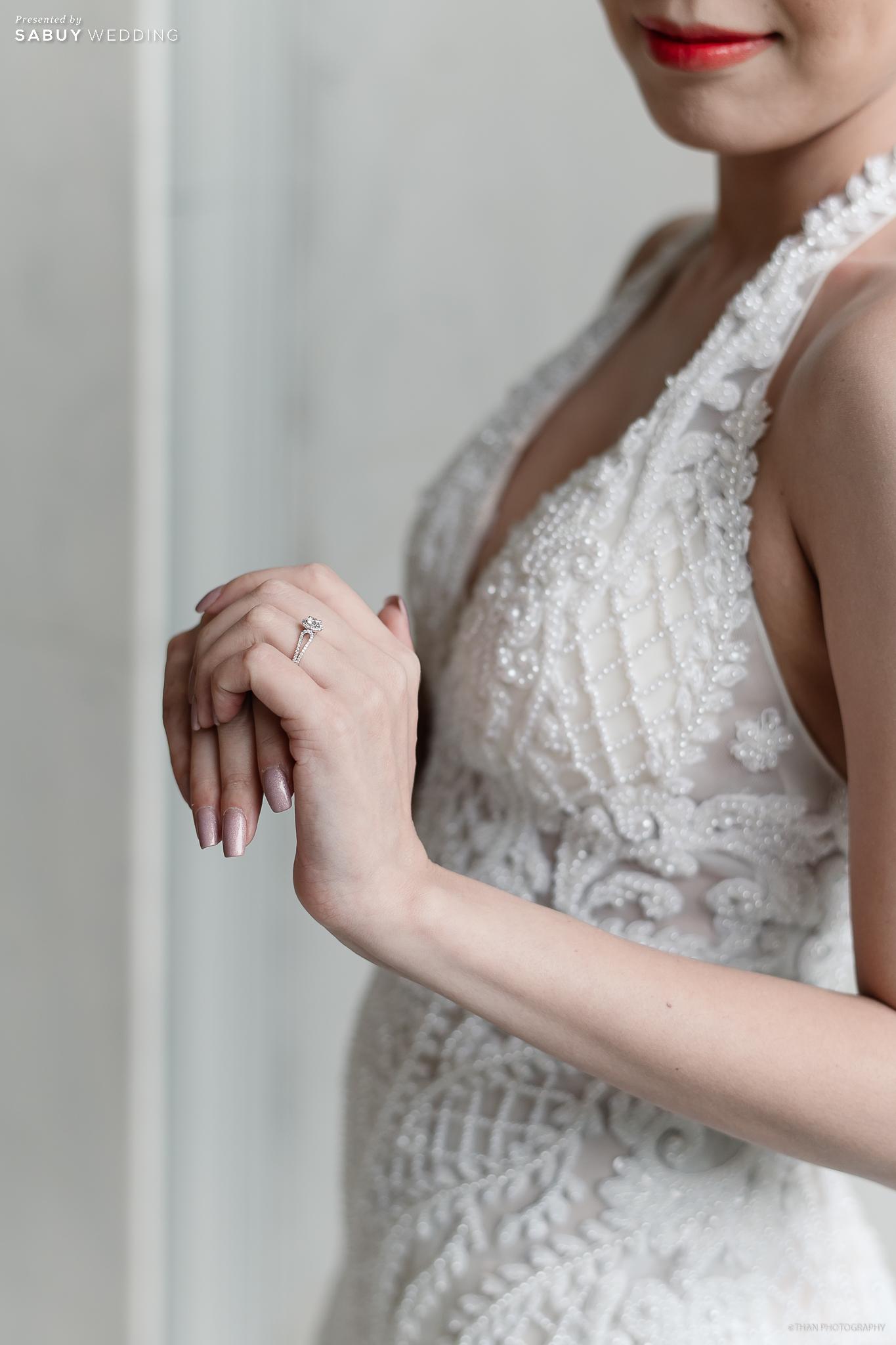 แหวนแต่งงาน,เจ้าสาว,ชุดแต่งงาน รีวิวงานแต่งสุดชิค สวยมีกิมมิค ดู Timeless @ VARAVELA