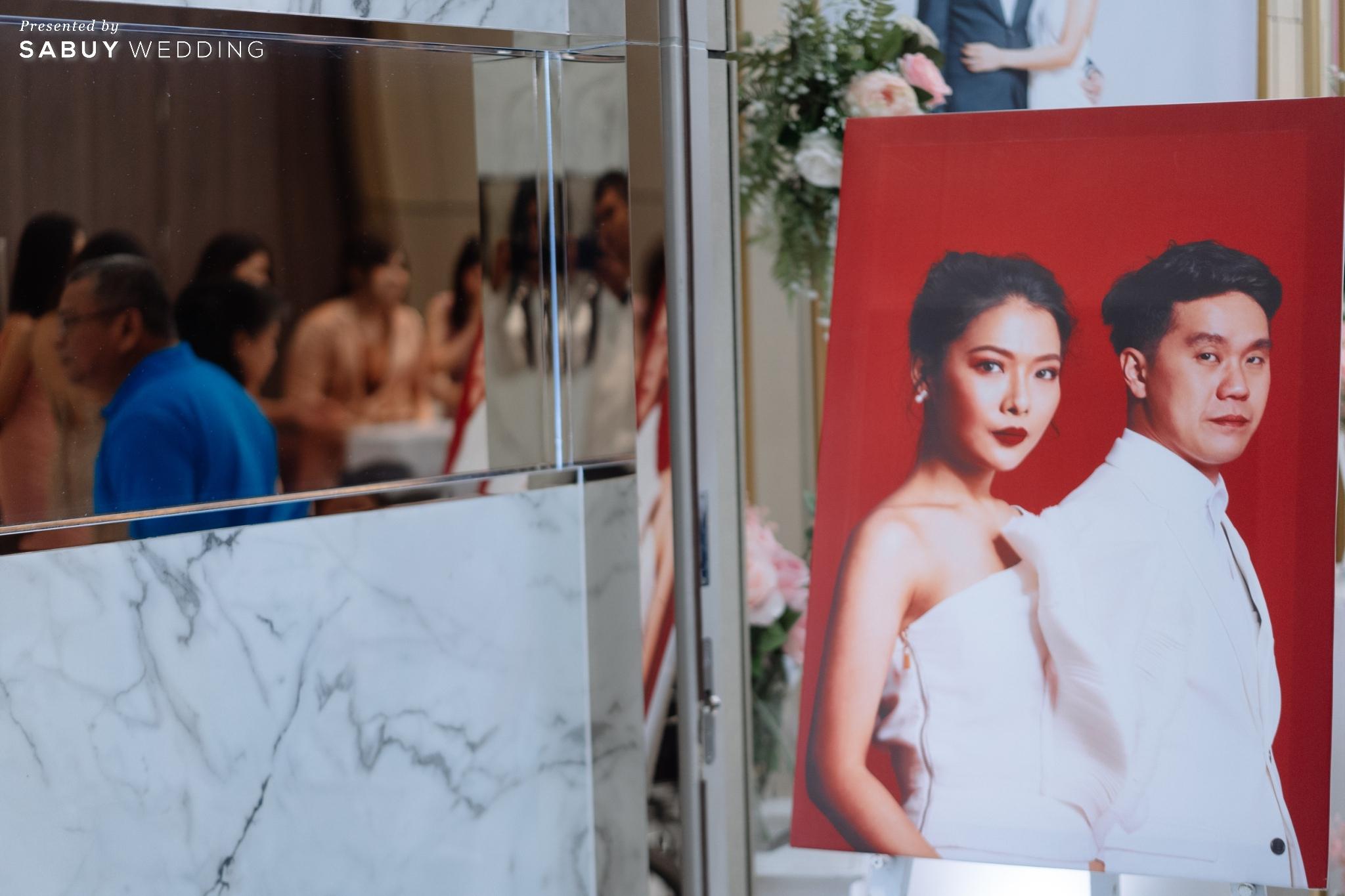 ตกแต่งงานแต่งงาน รีวิวงานแต่ง 2 สถานที่ สวยดูดีสไตล์ Vintage Chinese Modern @ หอประชุมศาลเจ้าแม่ทับทิม