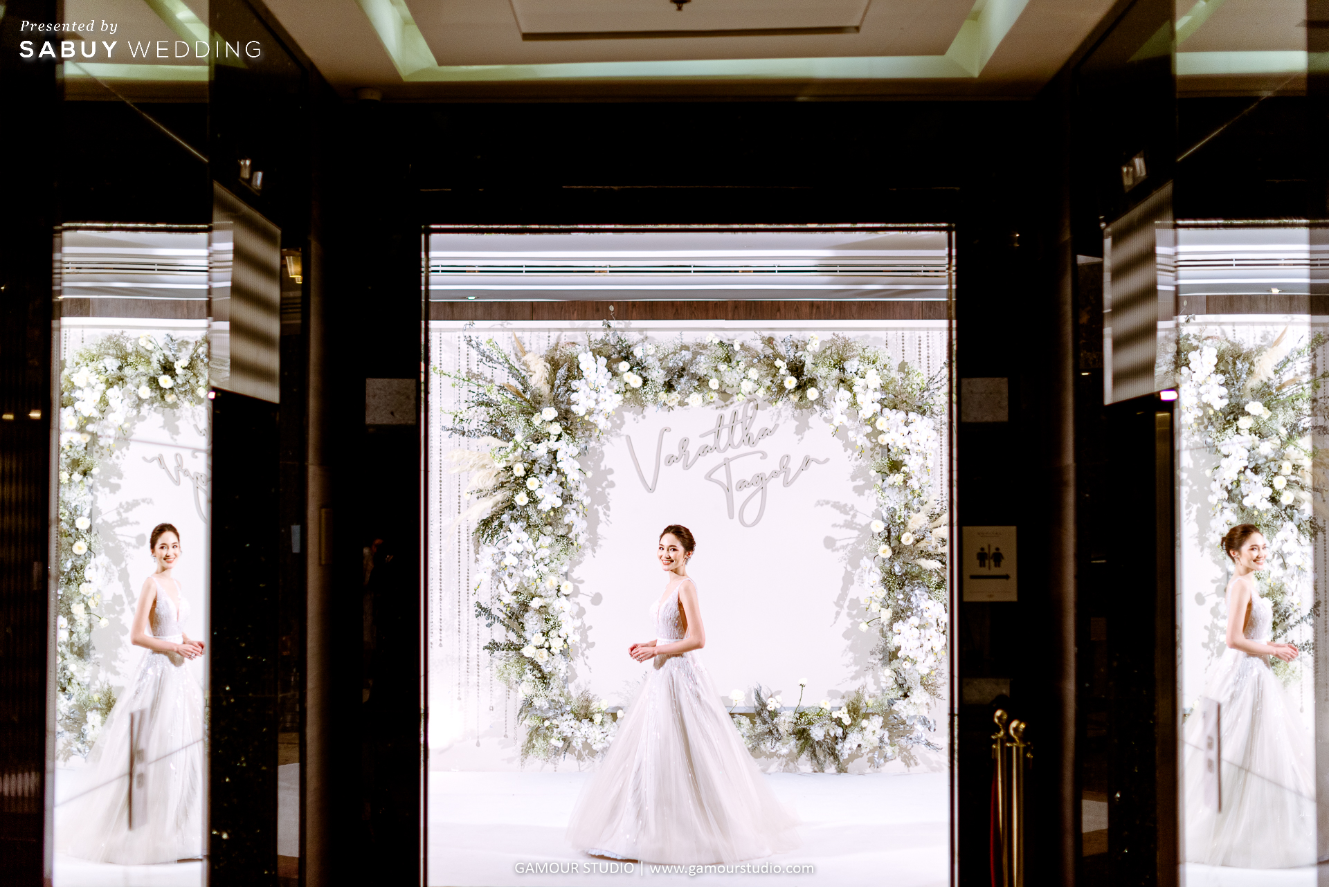 เจ้าบ่าว,เจ้าสาว,ชุดแต่งงาน,ชุดเจ้าสาว รีวิวงานแต่งมินิมอลสไตล์ สวยสบายตาด้วยโทนสีขาวคลีน @ Sofitel Bangkok Sukhumvit