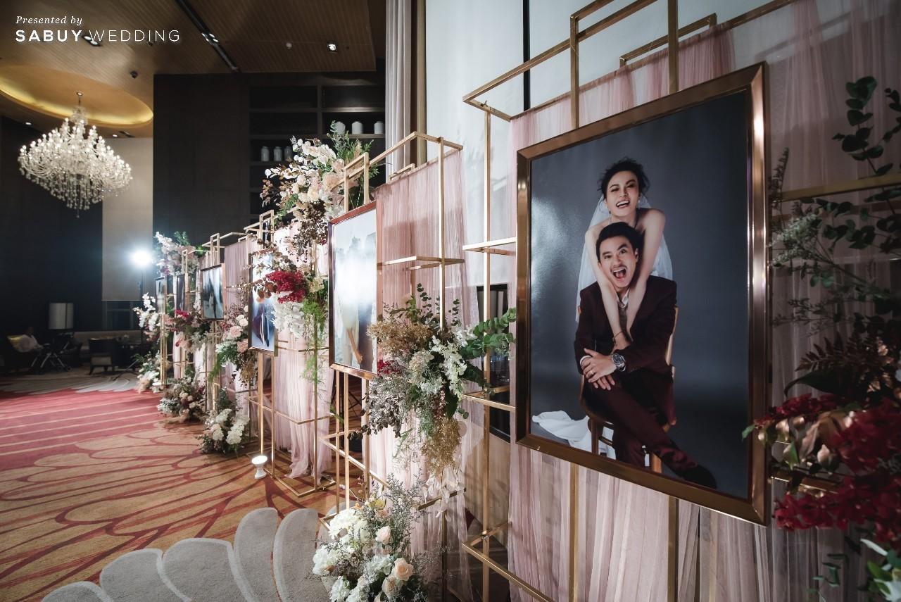 สถานที่จัดงานแต่งงาน, photogallery รีวิวงานแต่งสุดประทับใจ เซอร์ไพรส์ After Party ด้วยเพลงยอดฮิต @ Bangkok Marriott Hotel Sukhumvit