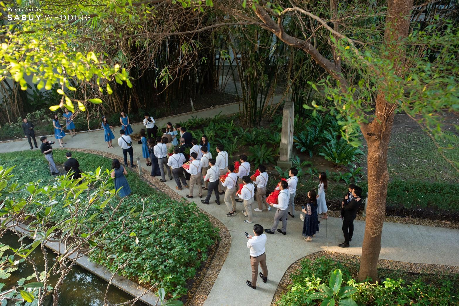 รีวิวงานแต่งริมน้ำเรียบง่าย บรรยากาศสบายสุดอบอุ่น @ Chatrium Hotel Riverside Bangkok